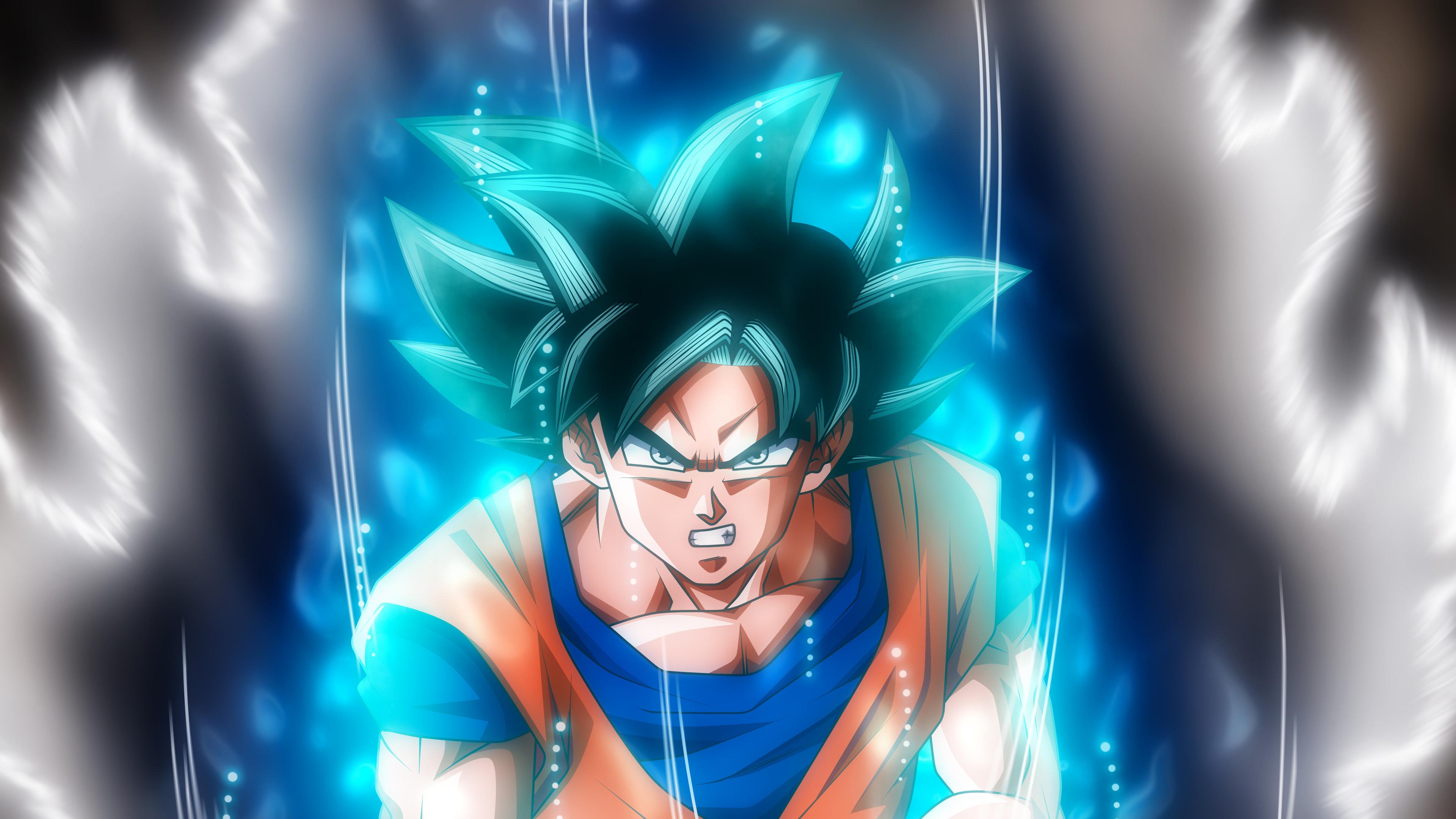 3840x2160 Goku Ultra Instinct Dragon Ball 5k 4k HD 4k ...