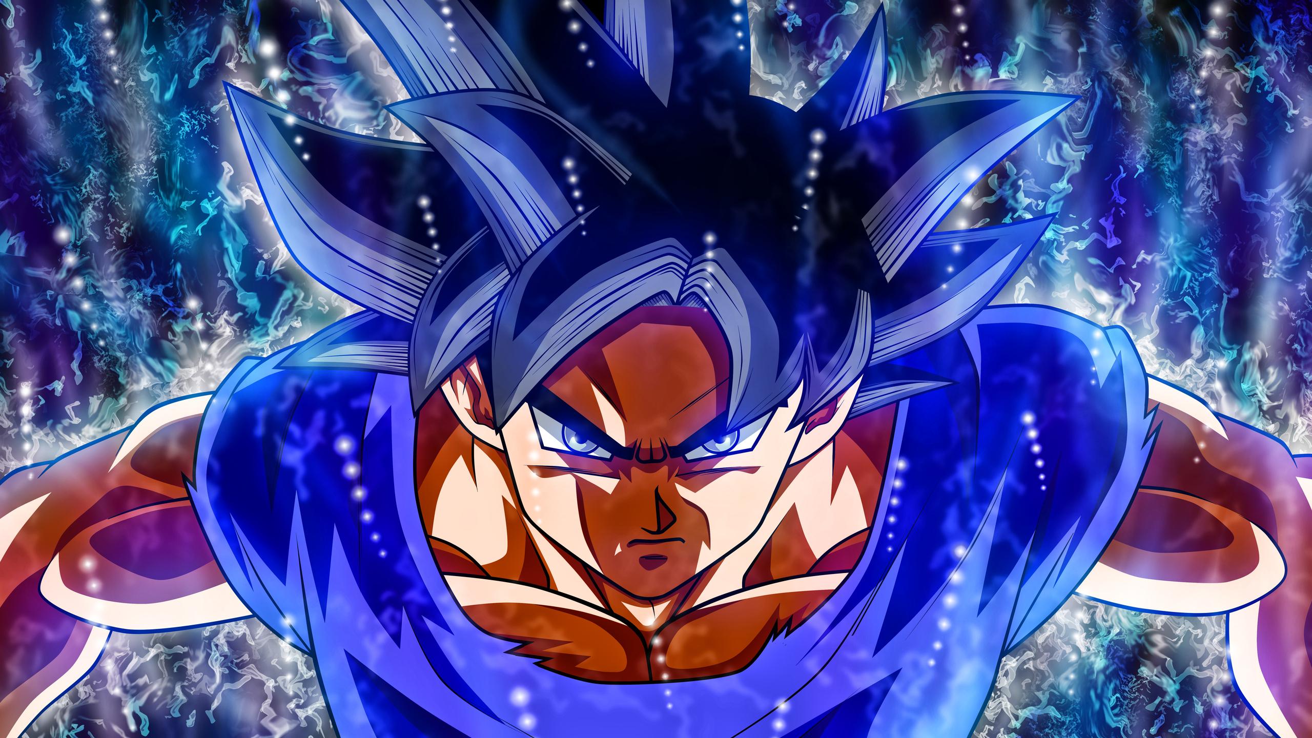 2560x1440 Goku Ultra Instinct Refresh 8k 1440P Resolution ...