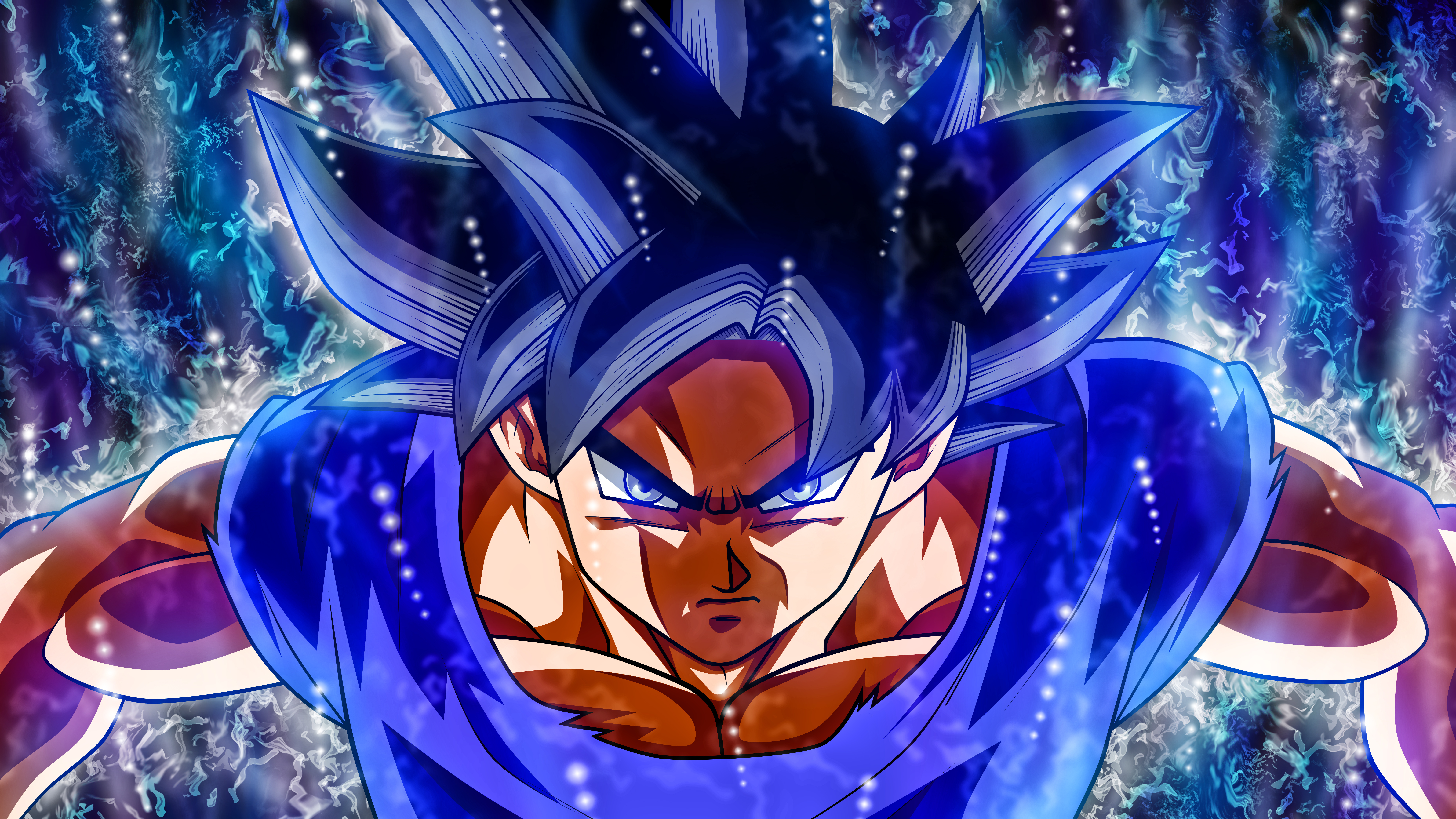 Goku Ultra Instinct Hd Wallpapers