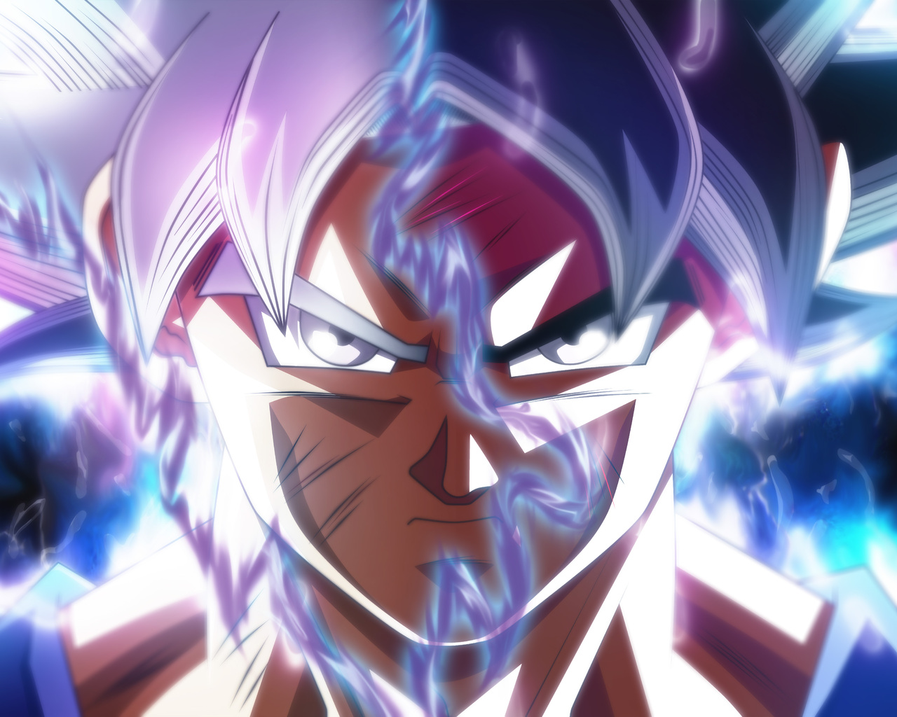 Goku Ultra Instinct Live Wallpaper For Ios Images