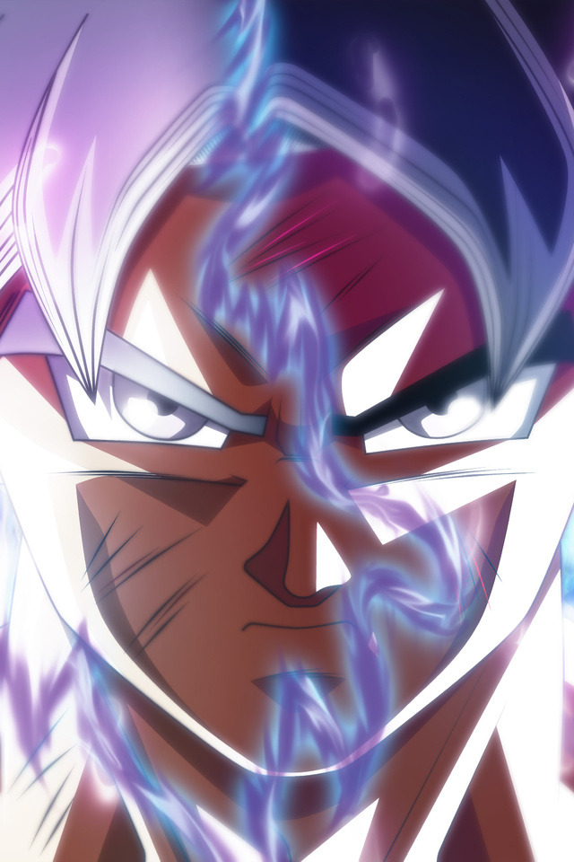 640x960 Goku Ultra Instinct Transformation Iphone 4 Iphone 4s Hd 4k Wallpapers Images Backgrounds Photos And Pictures