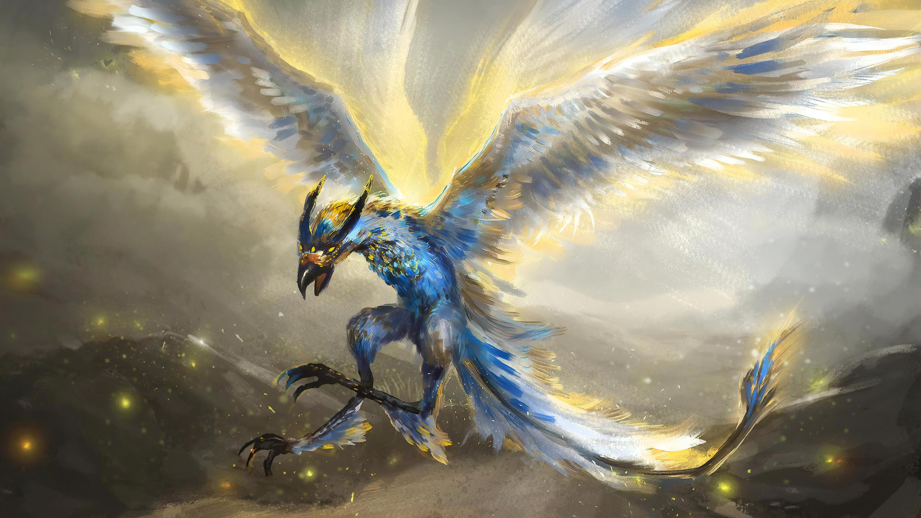 3840x2160 Golden Eagle 4k 4k HD 4k Wallpapers, Images ...