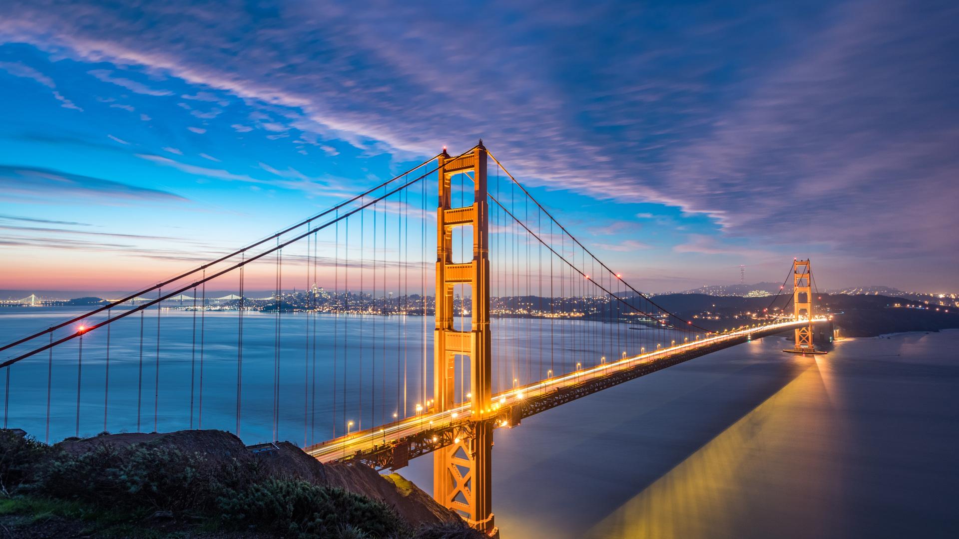 1920x1080 Golden Gate Bridge 8k Laptop Full Hd 1080p Hd 4k