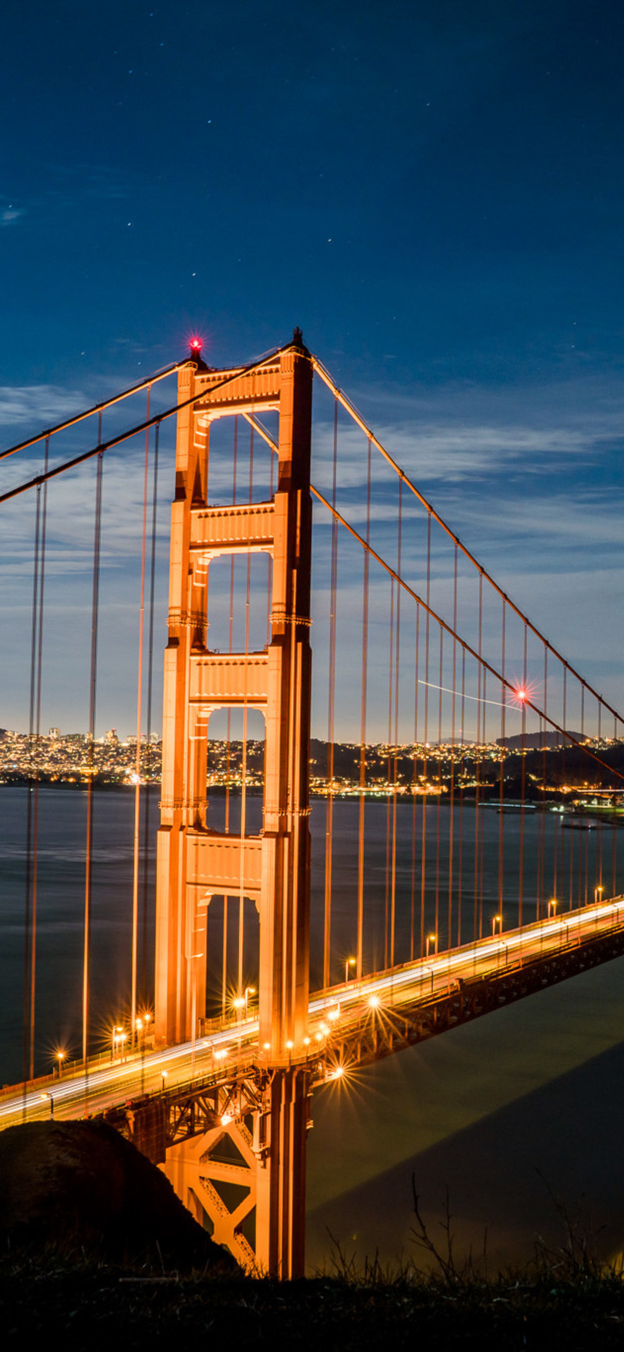 1242x2688 Golden Gate Bridge Iphone Xs Max Hd 4k Wallpapers