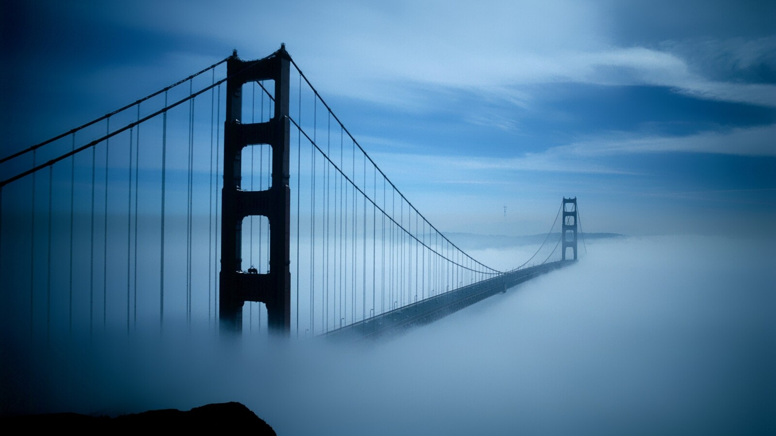 1600x900 Golden Gate Bridge San Francisco 1600x900 Resolution Hd 4k Wallpapers Images Backgrounds Photos And Pictures
