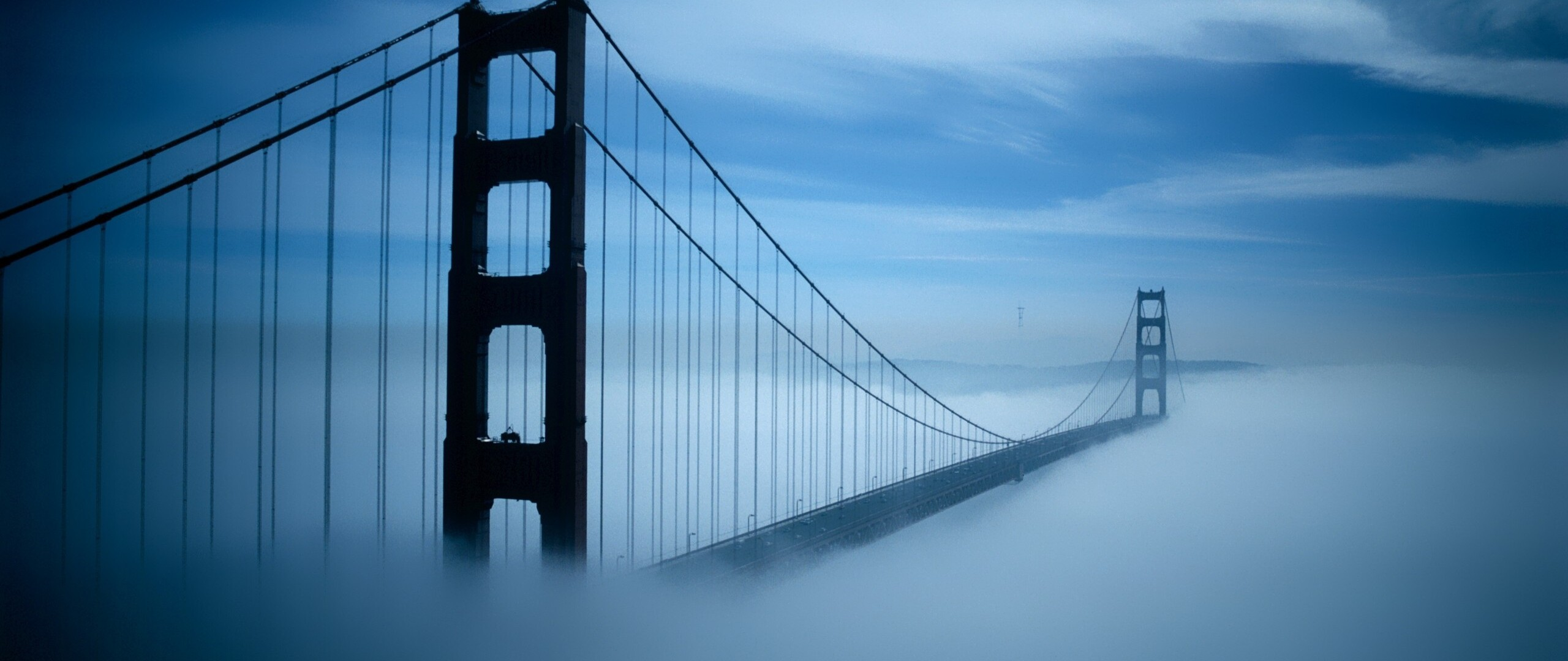 2560x1080 Golden Gate Bridge San Francisco 2560x1080 Resolution Hd 4k Wallpapers Images Backgrounds Photos And Pictures