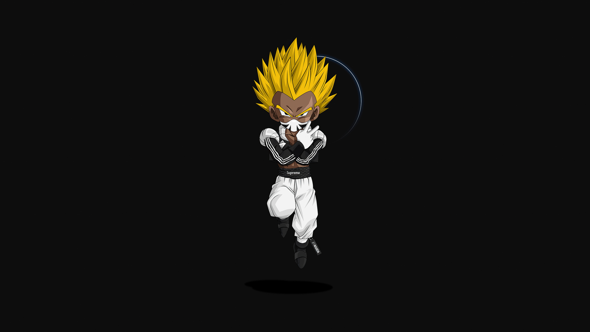 2048x1152 Gotenks Dragon Ball Z 2048x1152 Resolution Hd 4k Wallpapers Images Backgrounds Photos And Pictures