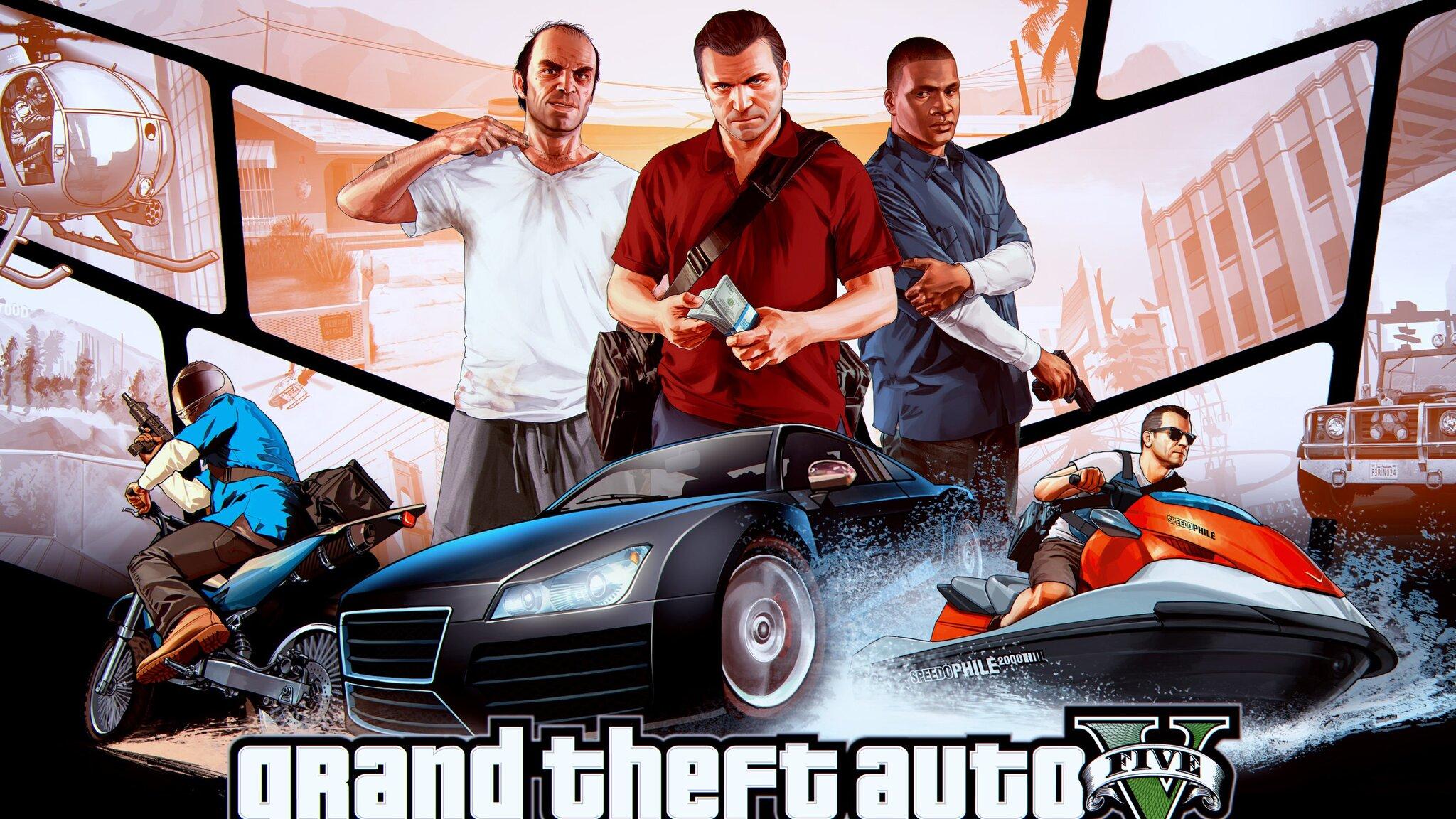 2048x1152 Gta V Redux Nature 2048x1152 Resolution Hd 4k: 2048x1152 Grand Theft Auto V HD 2048x1152 Resolution HD 4k