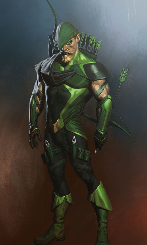 [Vlatava] Lost and found [Hal Jordan, Dr Fate] - Page 2 Green-arrow-injustice-2-art-4k-z1-480x800