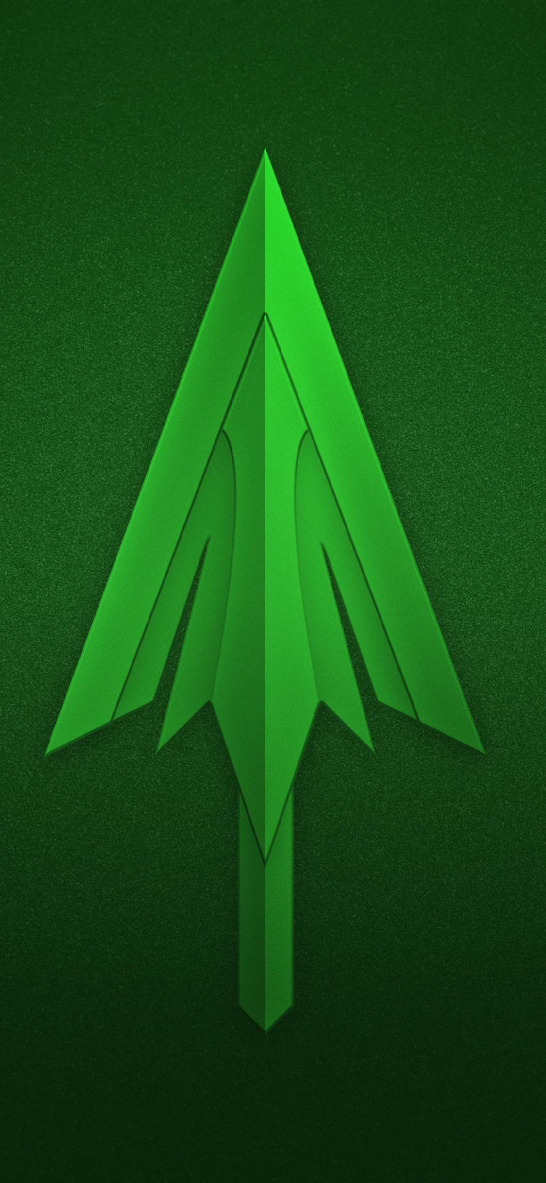 Green Arrow Logo Ky