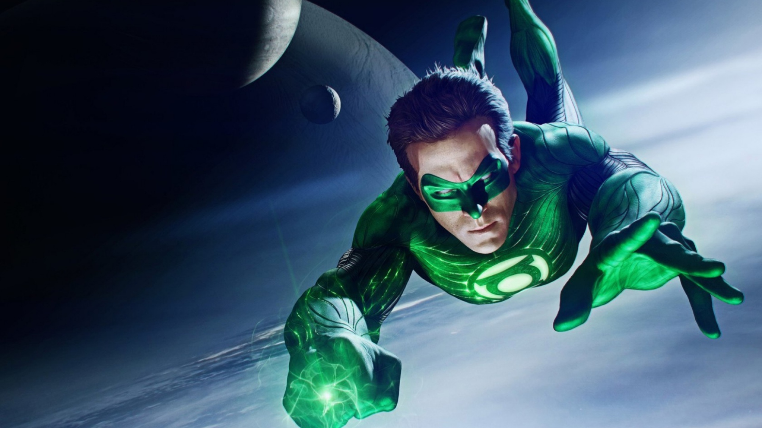 Green Lantern Hd Wallpaper For Android