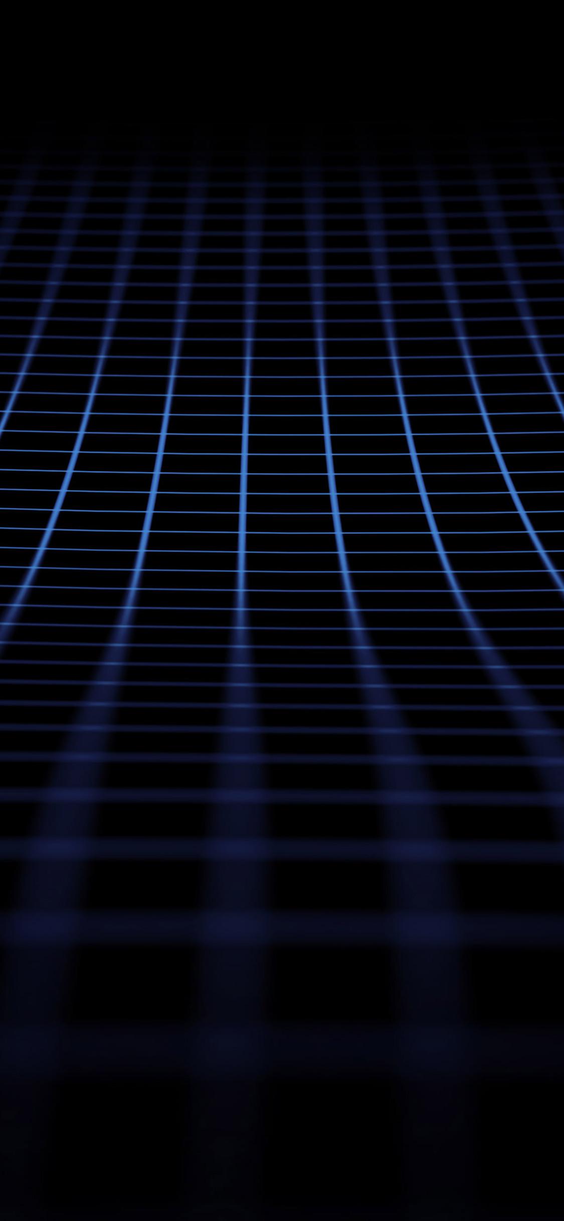 1125x2436 Blue Grid Waves Iphone Xs Iphone 10 Iphone X Hd 4k