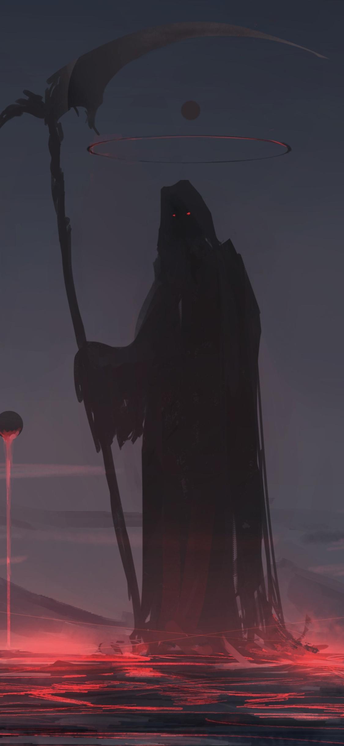 Grim Reaper 4k Lt