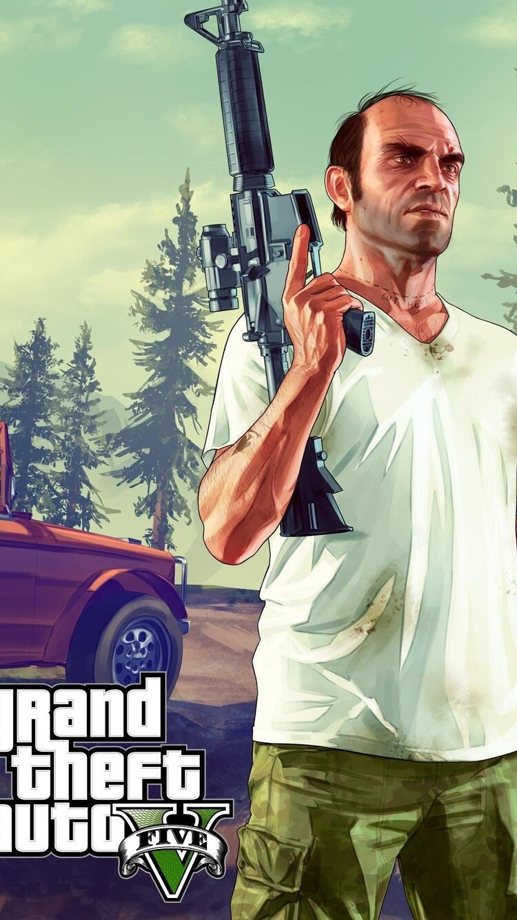gta 5 wallpaper iphone 6
