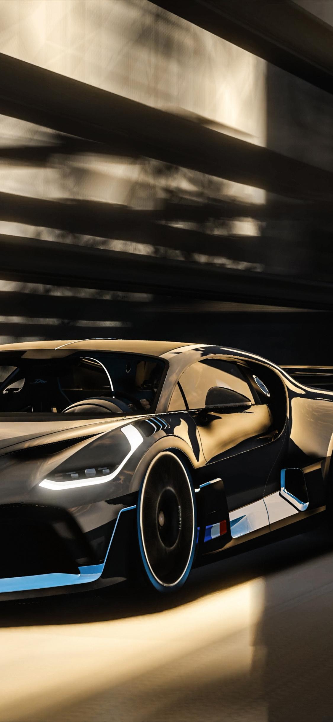 Bugatti Divo Wallpaper Iphone X