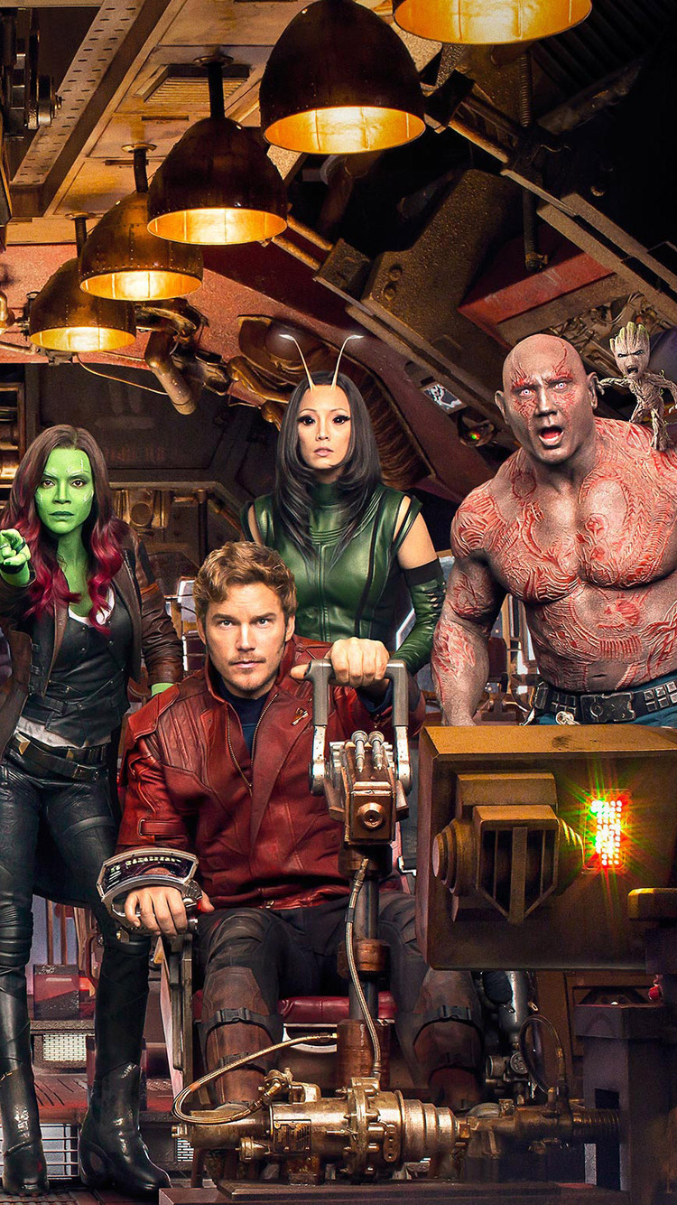Guardians Of The Galaxy Charaktere