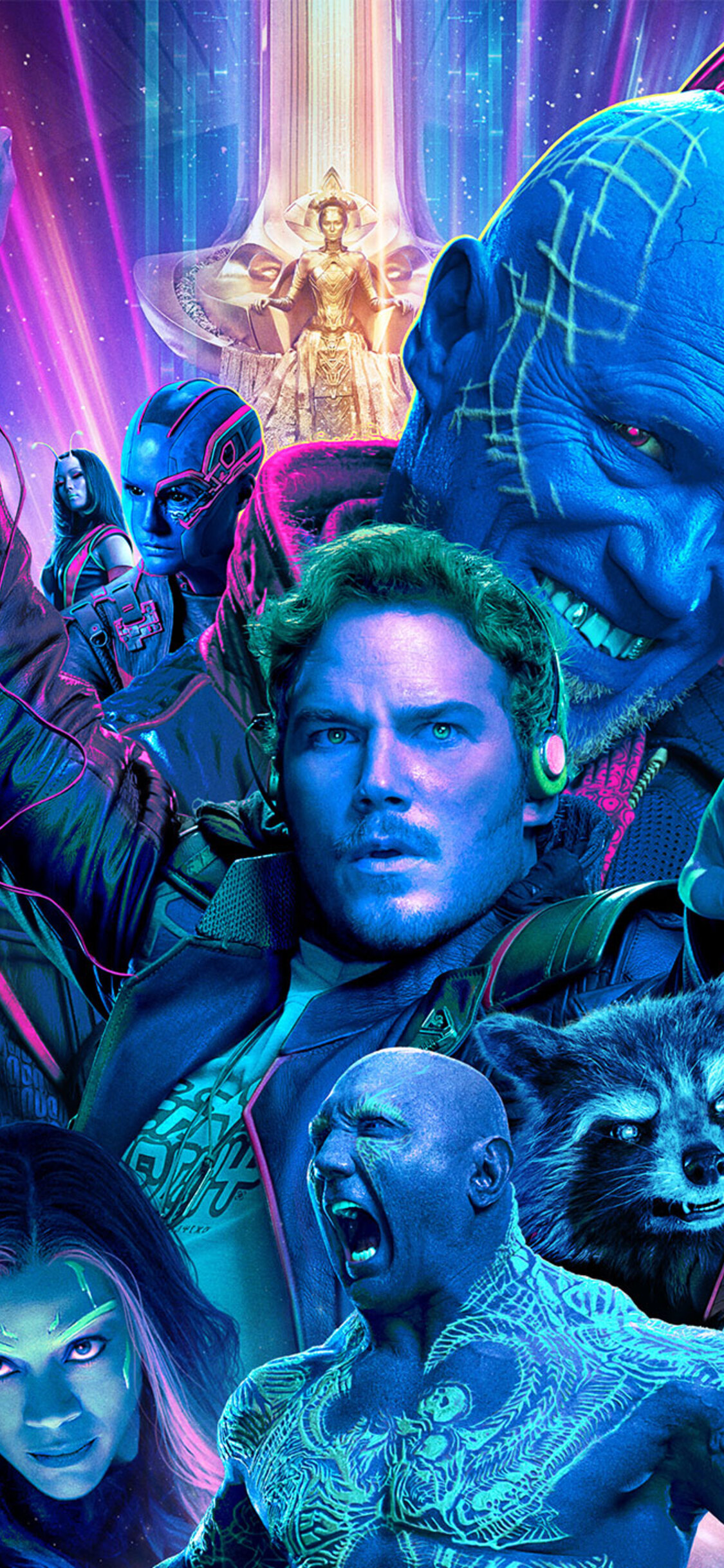 1125x2436 Guardians Of The Galaxy Vol 2 Imax Iphone Xsiphone 10
