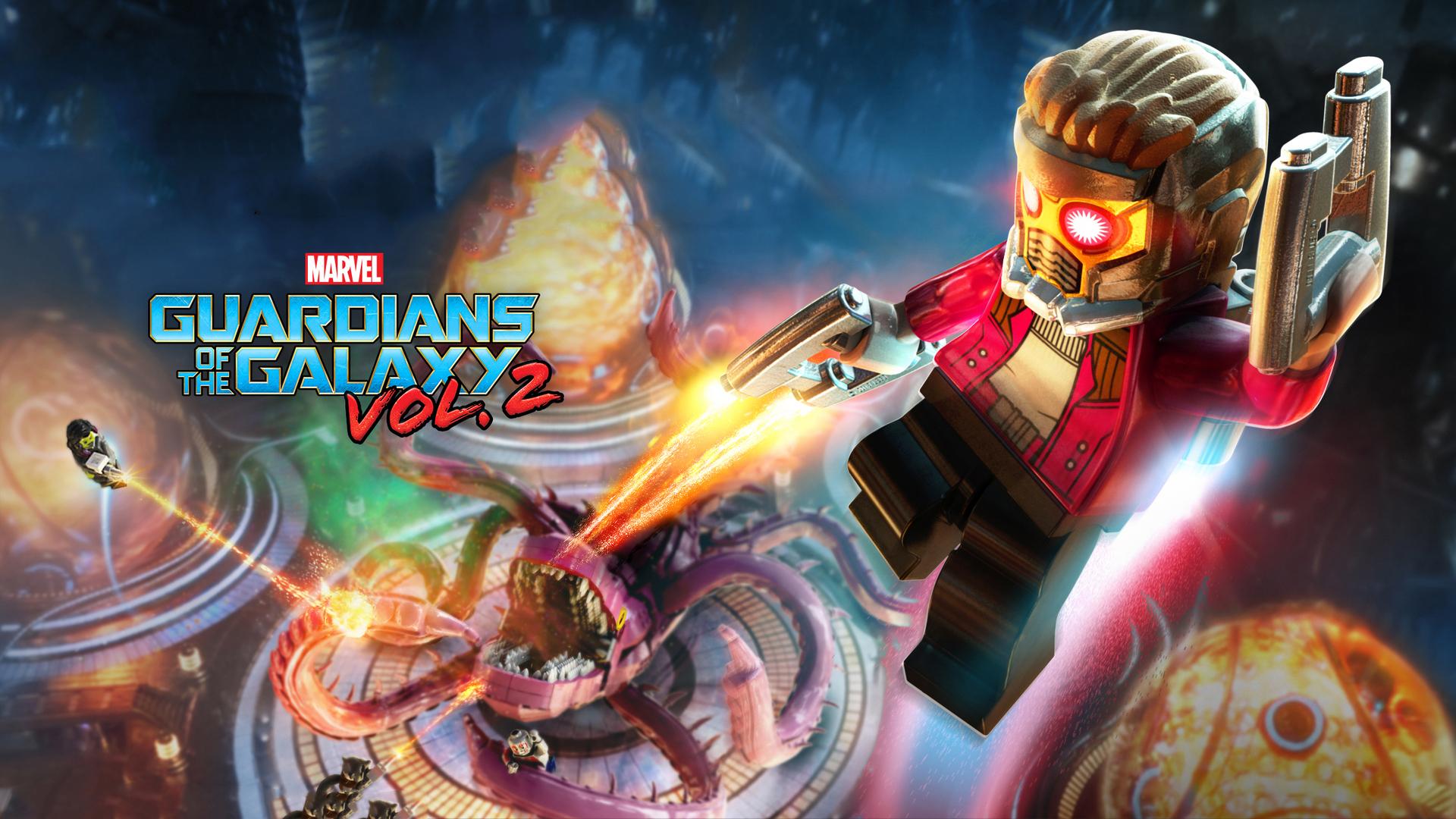 Guardians Of The Galaxy Vol 2 Lego B8