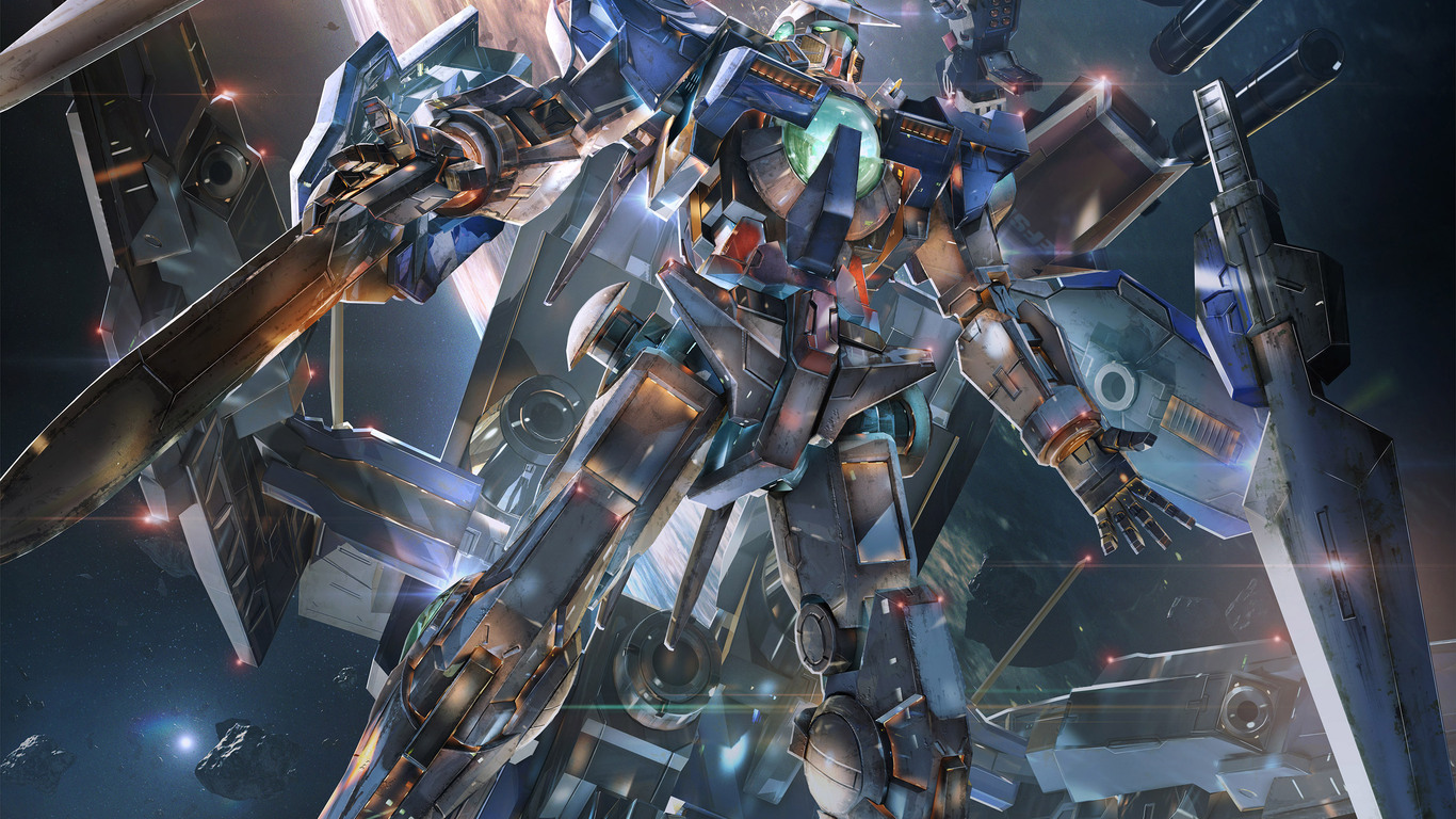 1366x768 Gundam Versus 4k 1366x768 Resolution Hd 4k Wallpapers Images Backgrounds Photos And Pictures