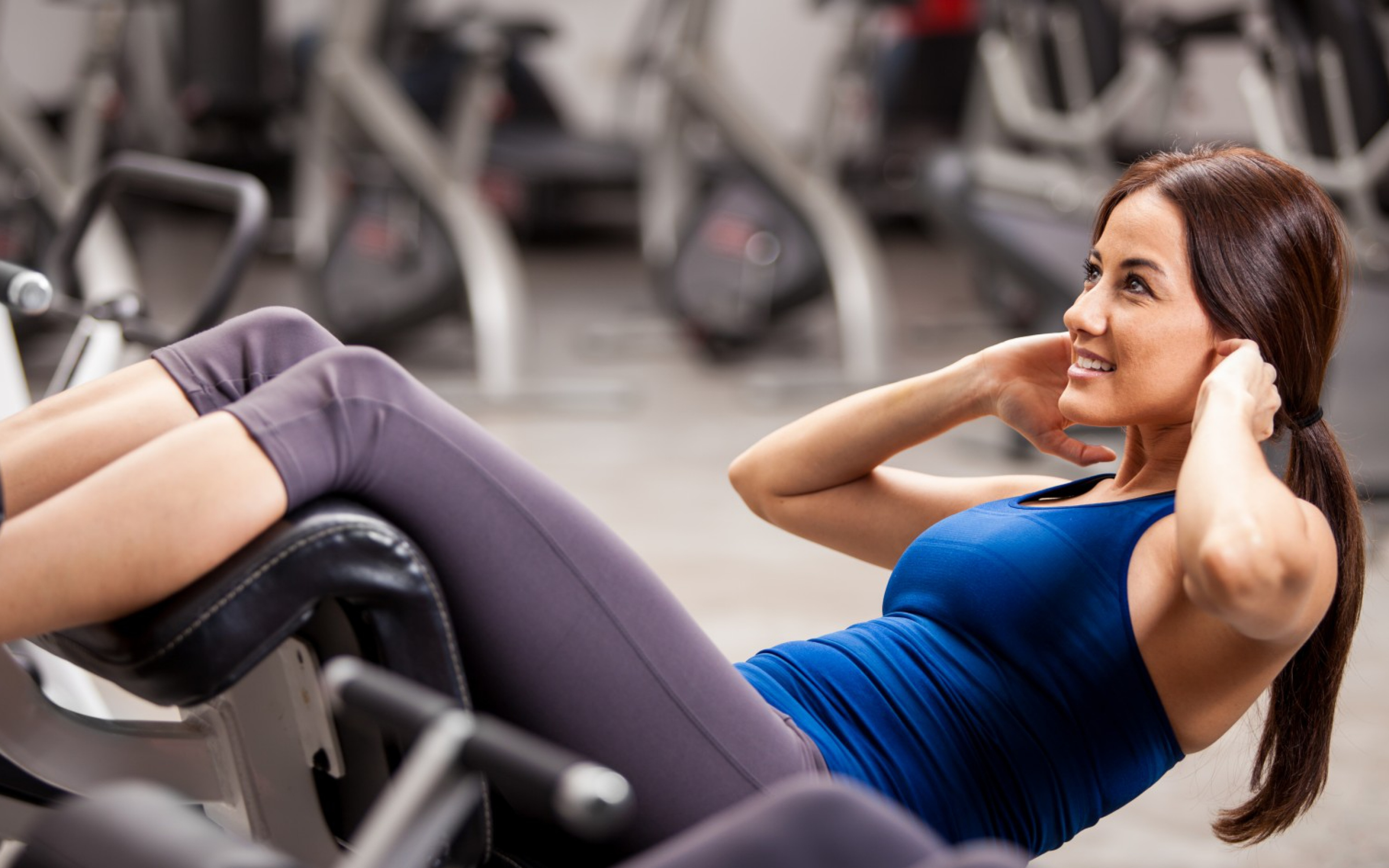 3840x2400 Gym Girl 4k HD 4k Wallpapers, Images