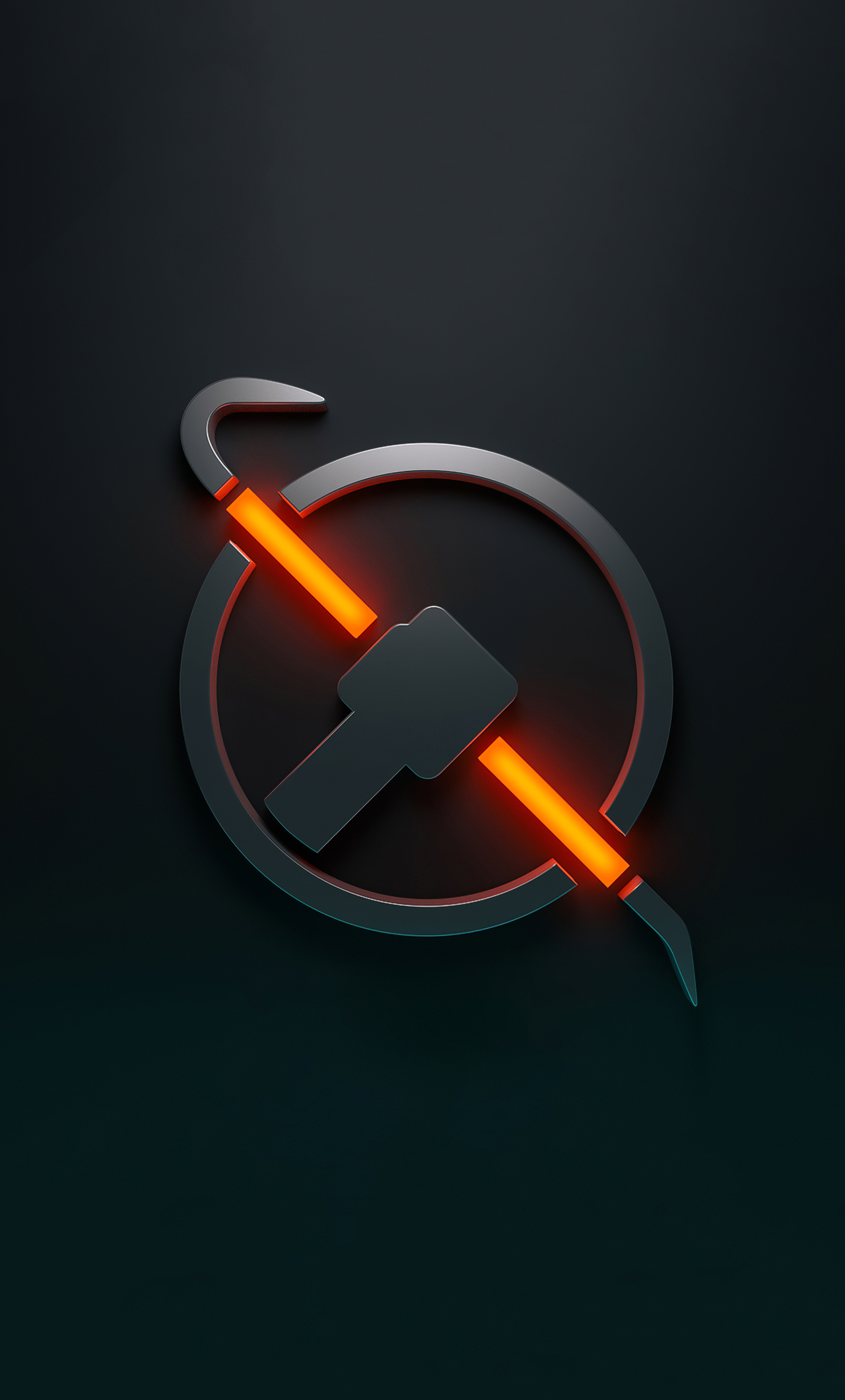 1280x2120 Half Life Logo 4k Iphone 6 Hd 4k Wallpapers Images Backgrounds Photos And Pictures
