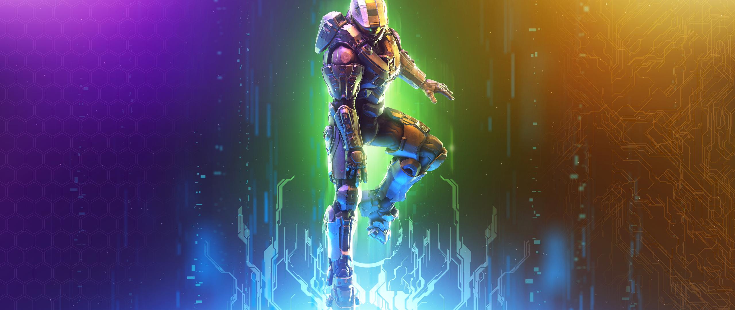 2560x1080 Halo Master Chief Artwork 4k 2560x1080 Resolution