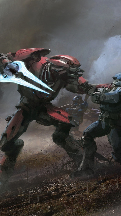 480x854 Halo Reach Android One HD 4k Wallpapers, Images ...