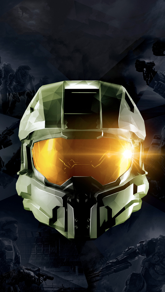640x1136 Halo The Master Chief Collection Iphone 5 5c 5s Se