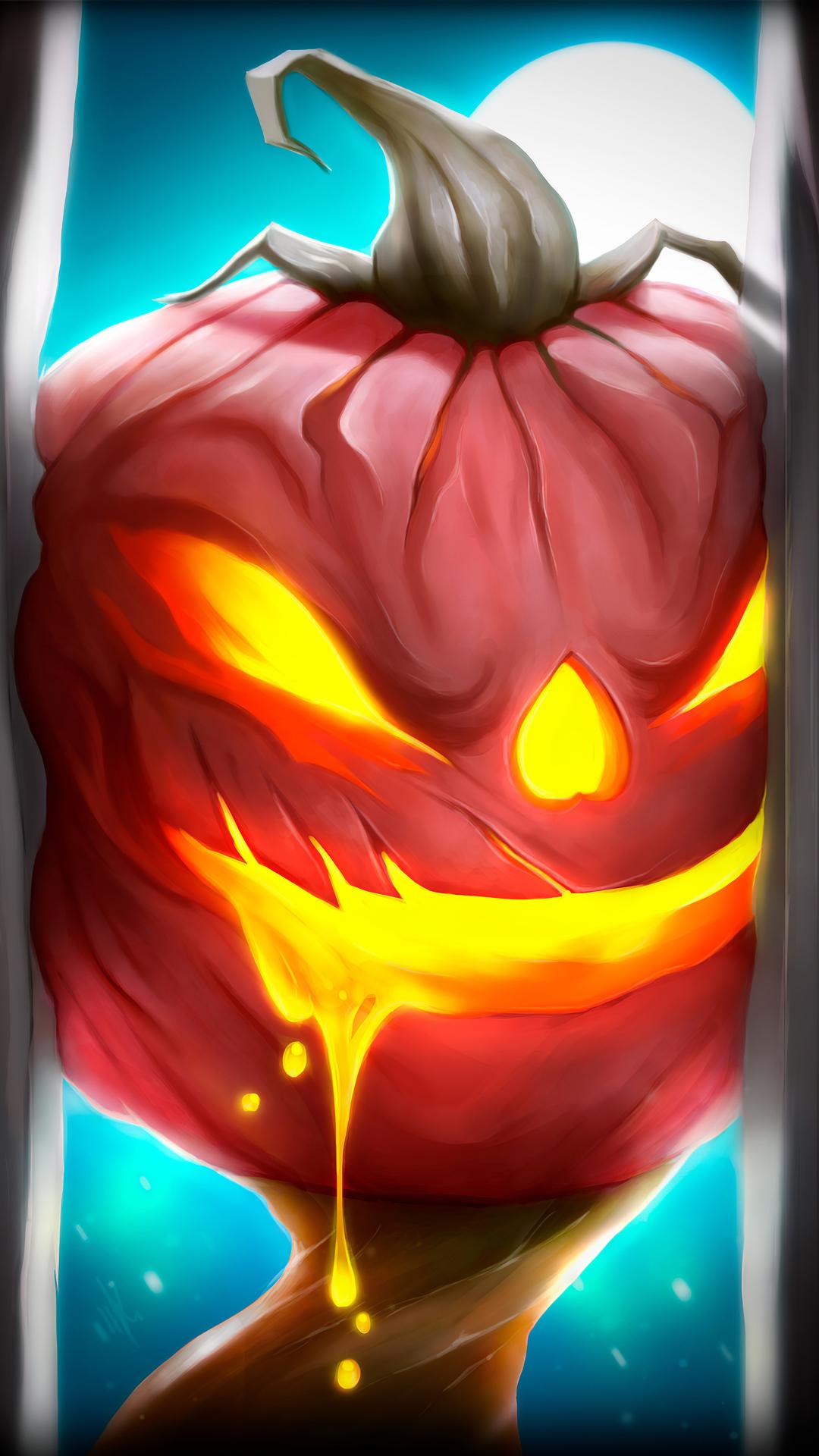 1080x1920 Happy Halloween My Friend Iphone 7 6s 6 Plus Pixel Xl