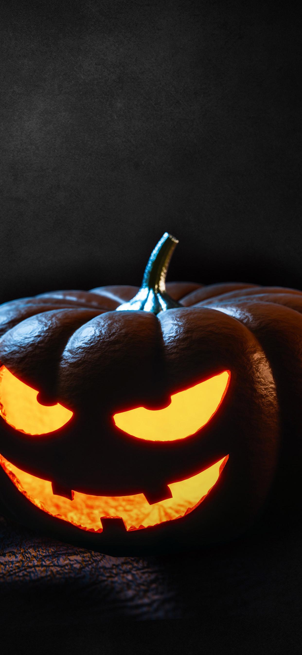 Halloween Pumpkin Wallpaper Iphone.1242x2688 Happy Halloween Pumpkin Iphone Xs Max Hd 4k Wallpapers