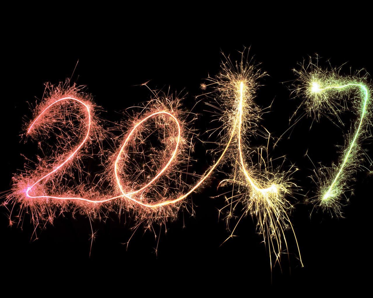 1280x1024 Happy New Year 2017 1280x1024 Resolution HD 4k