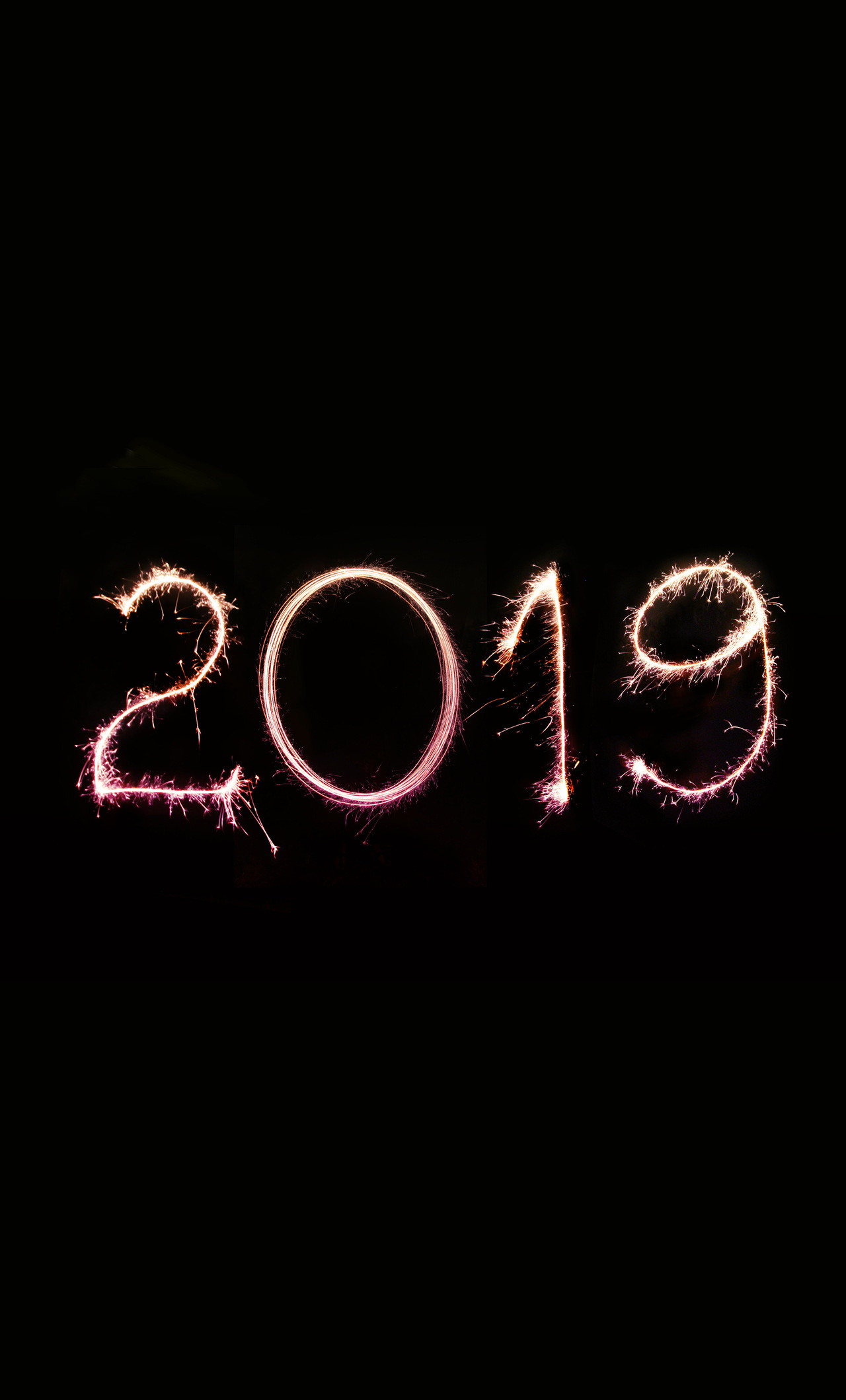 1280x2120 Happy New Year 2019 Iphone 6 Hd 4k Wallpapers
