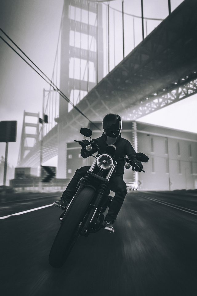 640x960 Harley Davidson Iron 883 The Crew 2 Iphone 4 Iphone 4s Hd