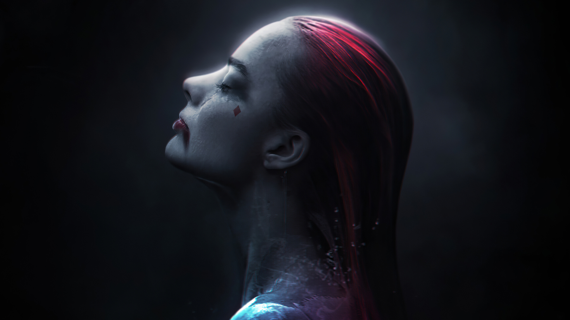 1920x1080 Harley Quinn Blood Bath 4k Laptop Full Hd 1080p Hd 4k Wallpapers Images Backgrounds Photos And Pictures