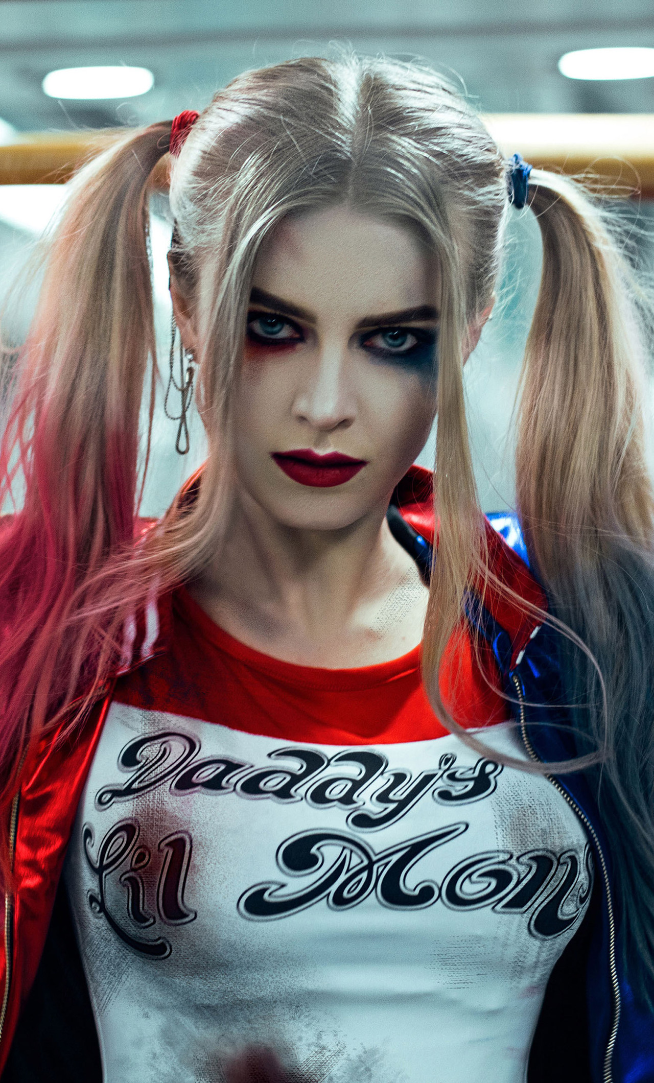 1280x2120 Harley Quinn Cosplay 2 Iphone 6 Hd 4k Wallpapers Images