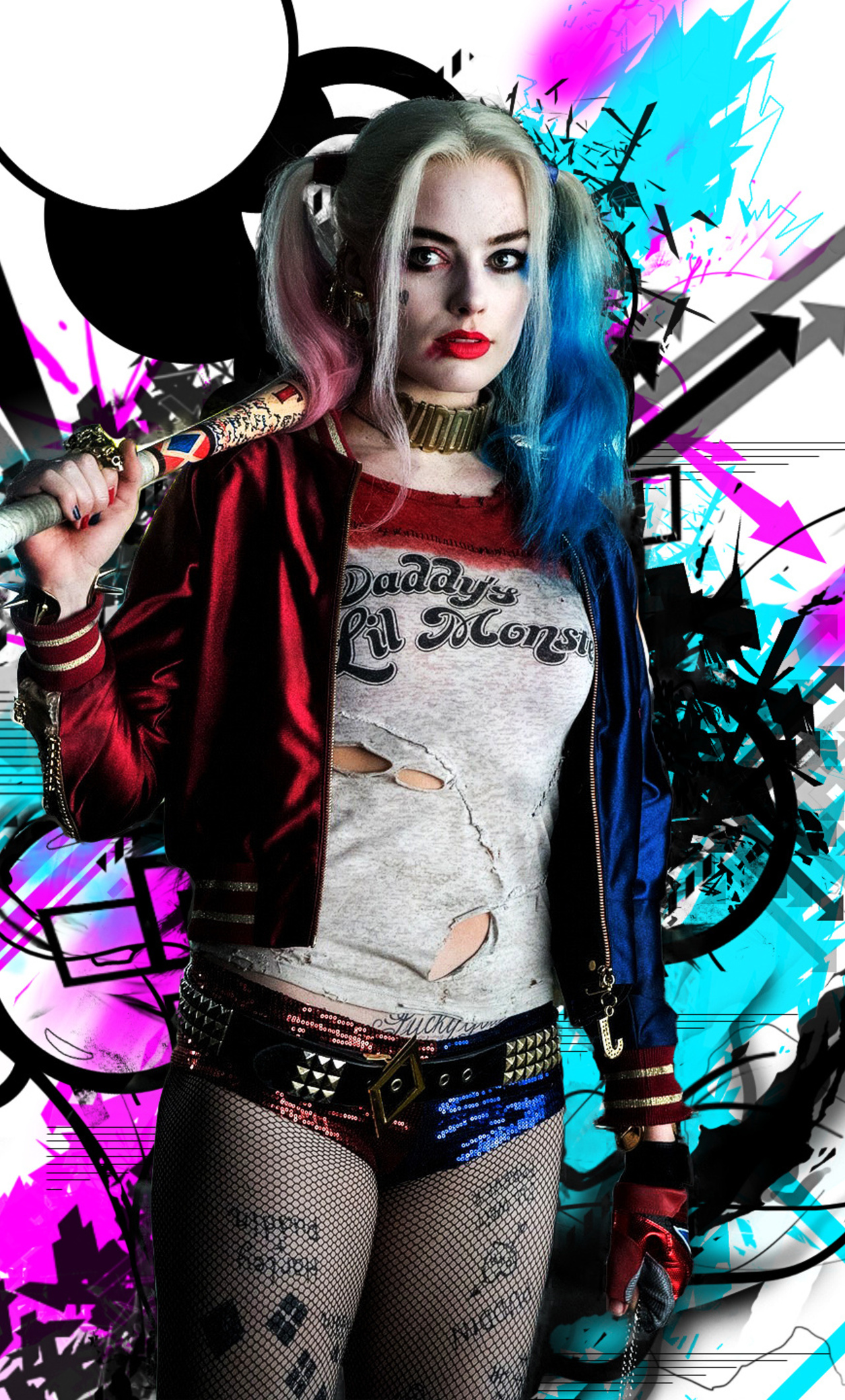 Harley Quinn Hd Cx