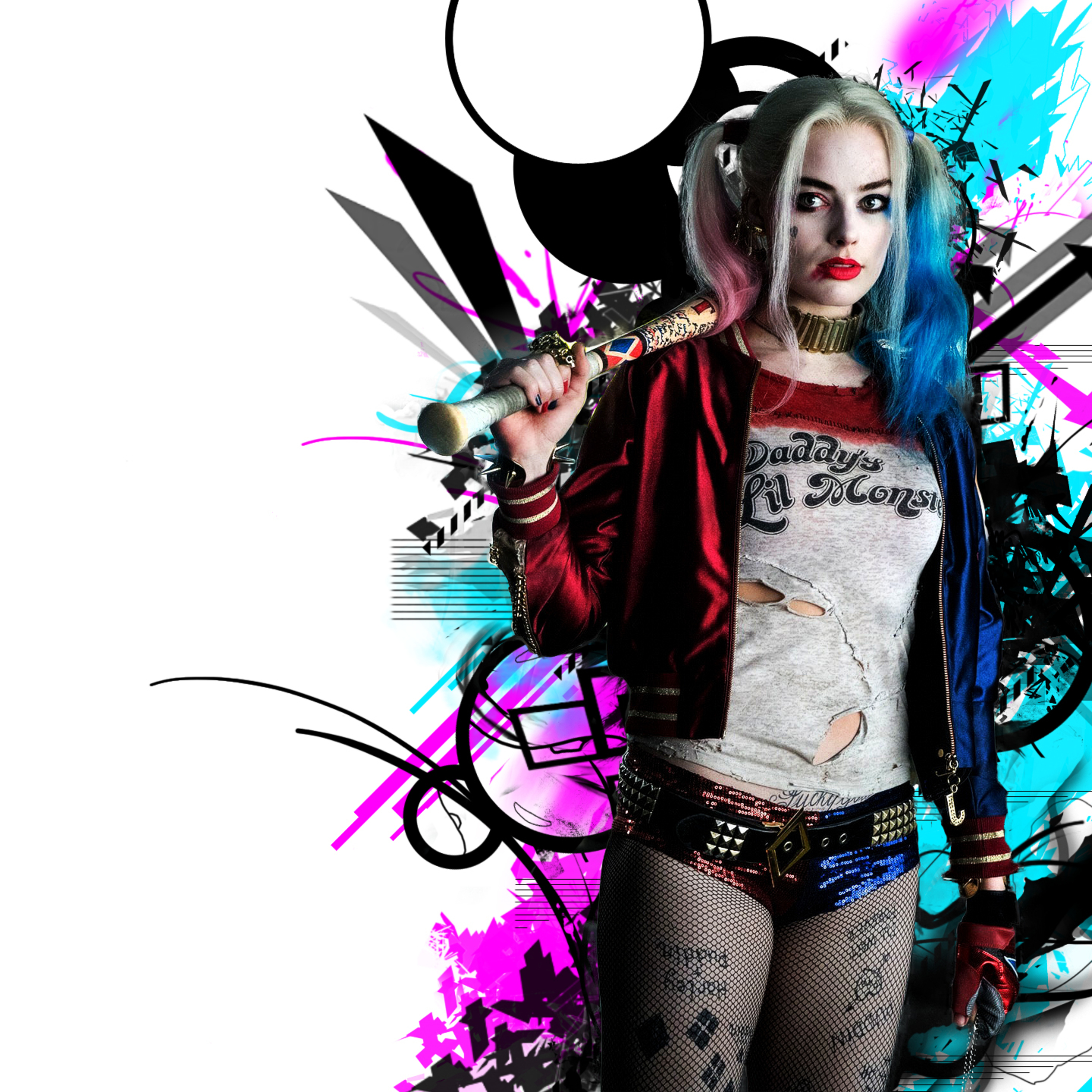 Android Home Screen Android Harley Quinn Wallpaper Hd
