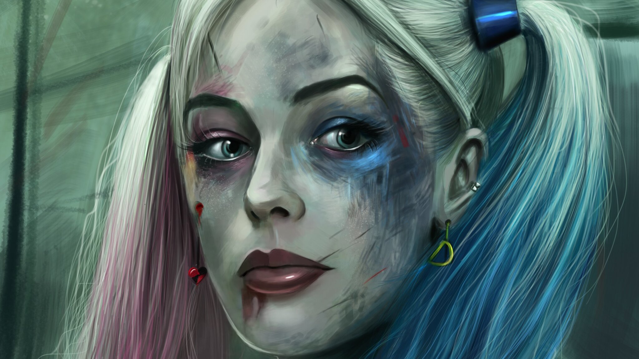 Harley Quinn Wallpaper Suicide Squad: 2048x1152 Harley Quinn In Suicide Squad 2048x1152