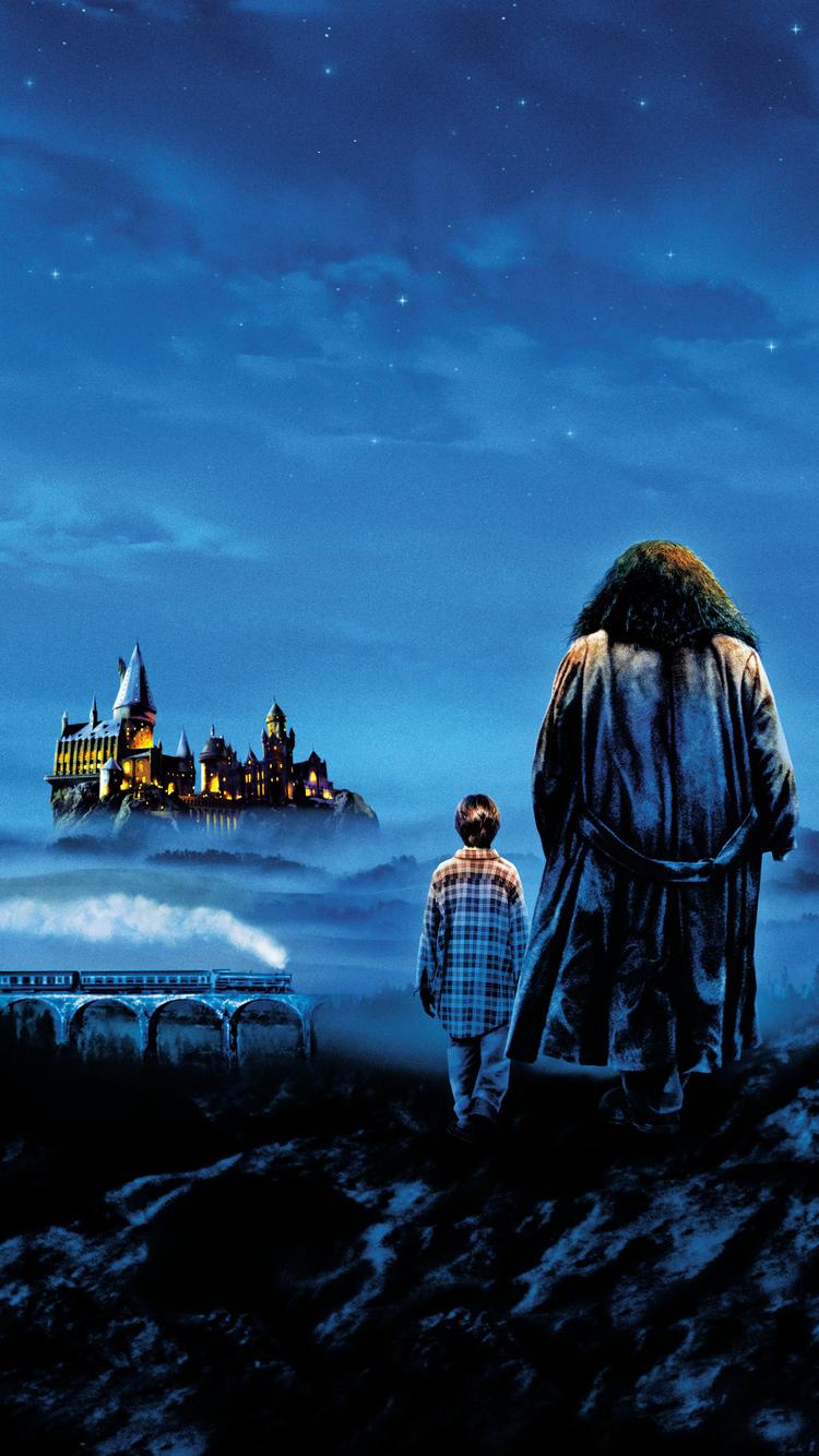 Harry Potter Winter Iphone Wallpaper