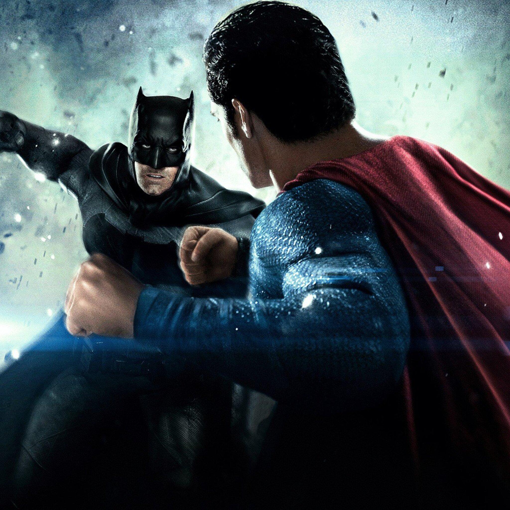 2048x2048 Hd Batman V Superman Dawn Of Justice Movie Ipad Air Hd
