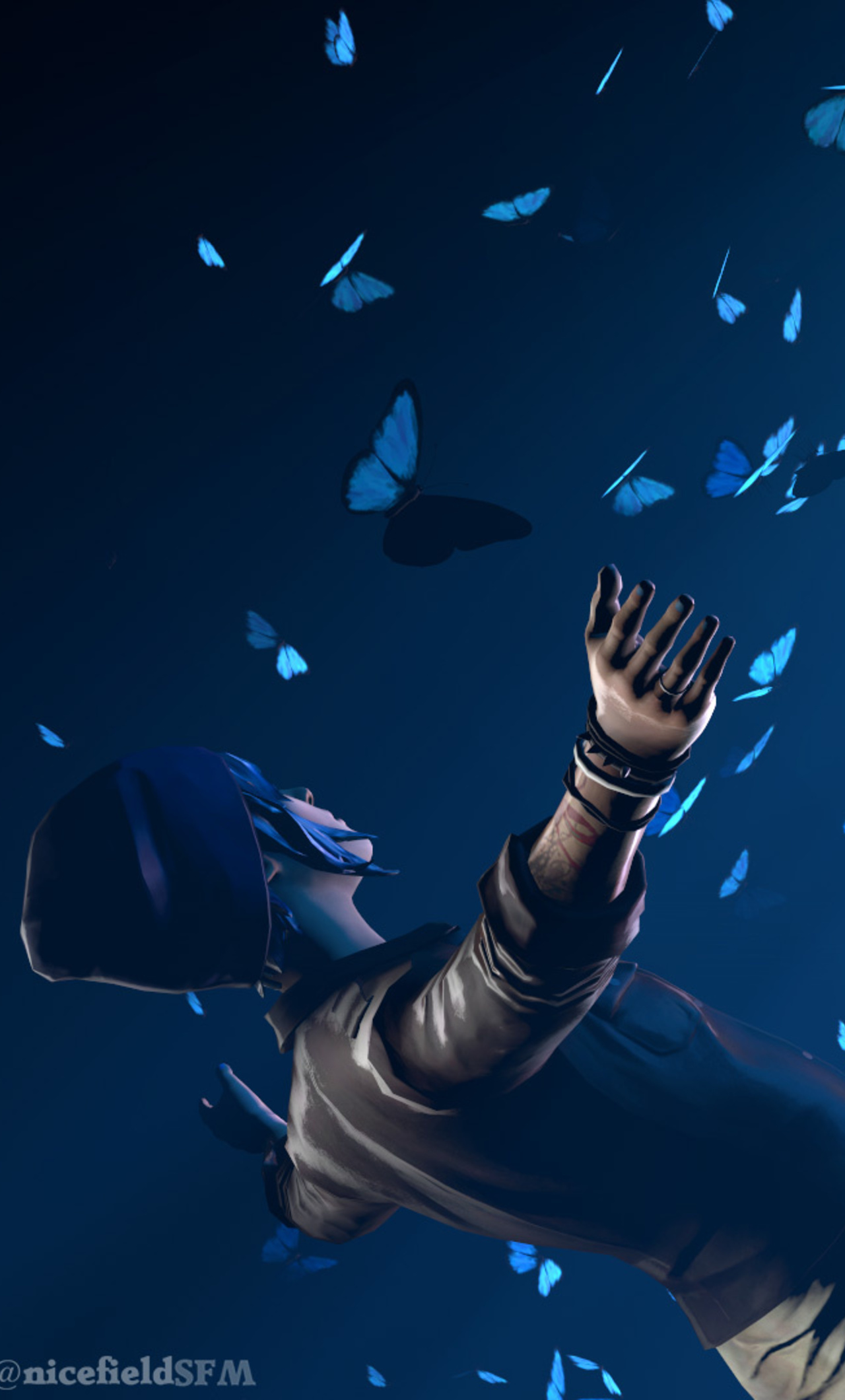 1280x2120 Life Is Strange Butterflies Iphone 6 Hd 4k Wallpapers