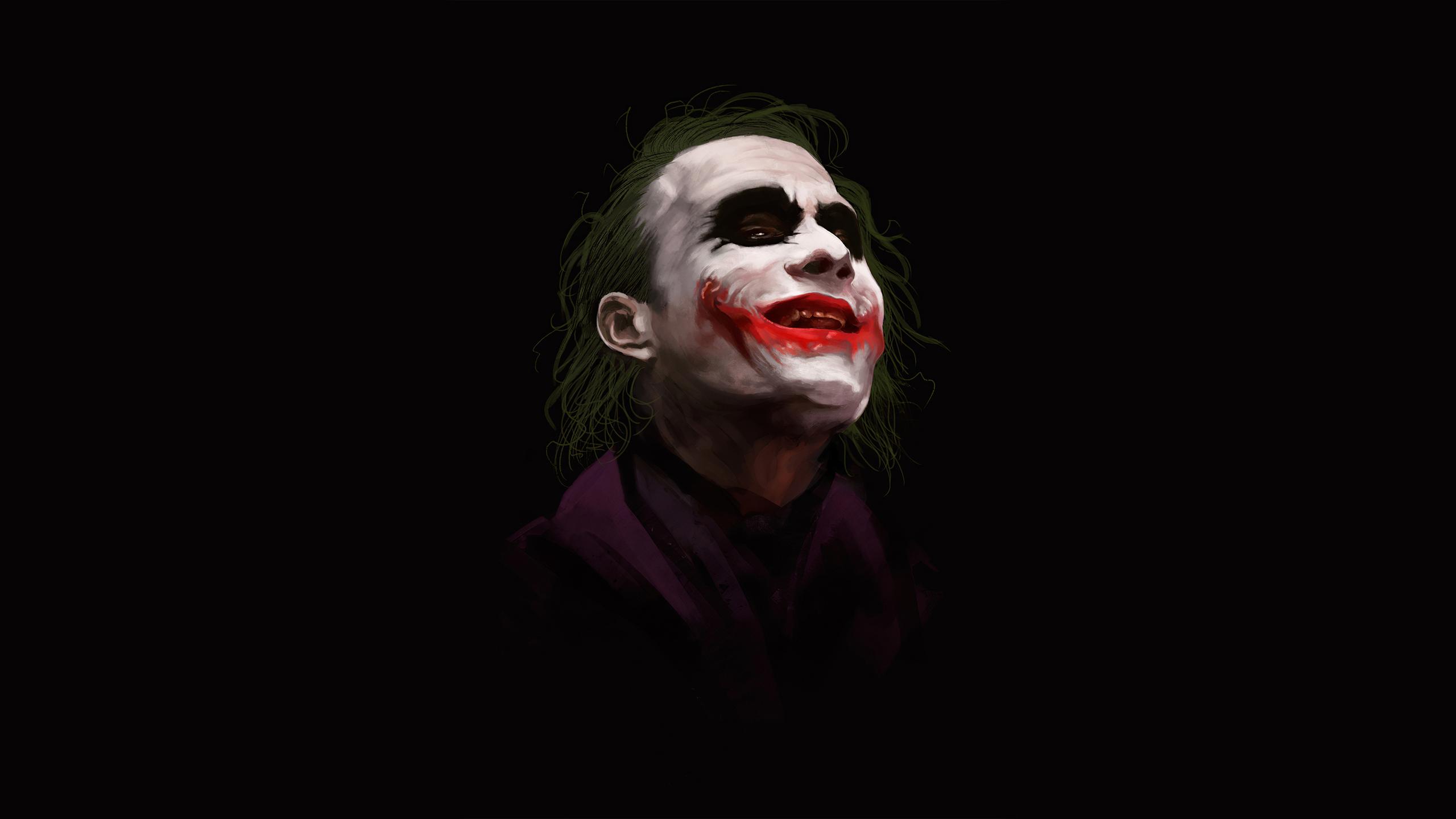 2560x1440 Heath Ledger Laugh 1440P Resolution HD 4k ...