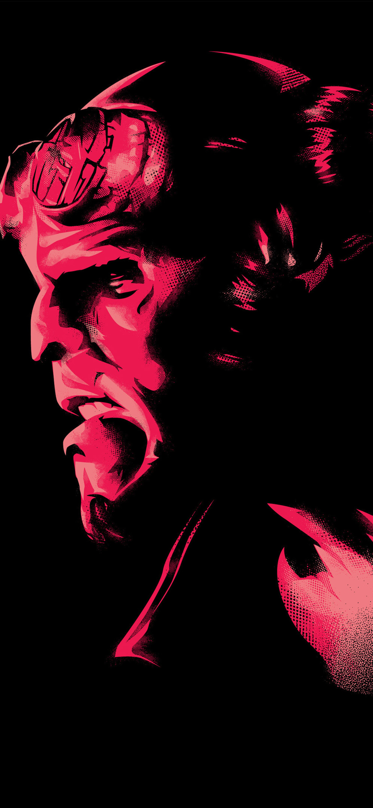 1242x2688 Hellboy Artwork 4k Iphone Xs Max Hd 4k Wallpapers Images