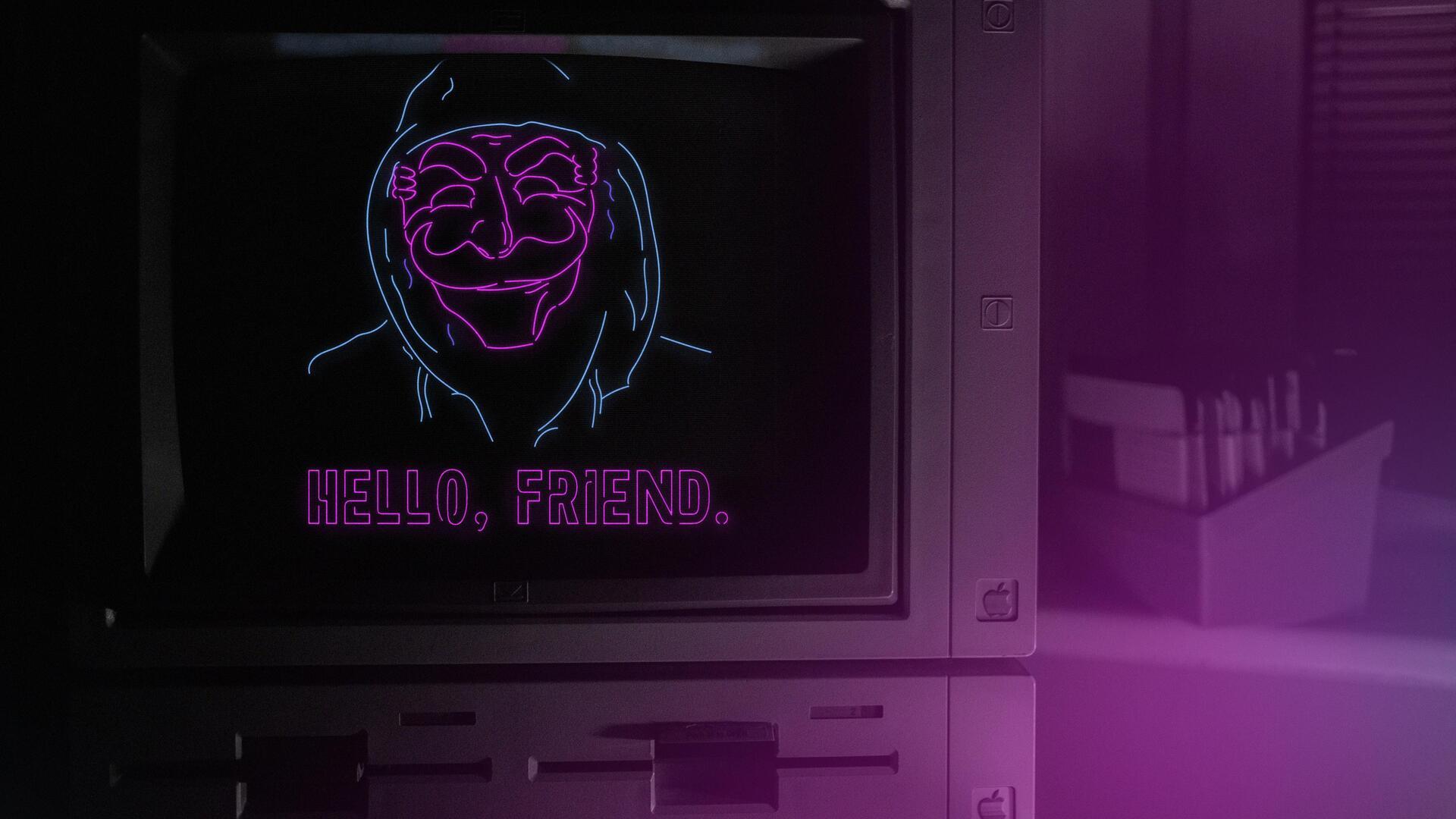 1920x1080 Hello Friend Mr Robot 4k Laptop Full Hd 1080p Hd