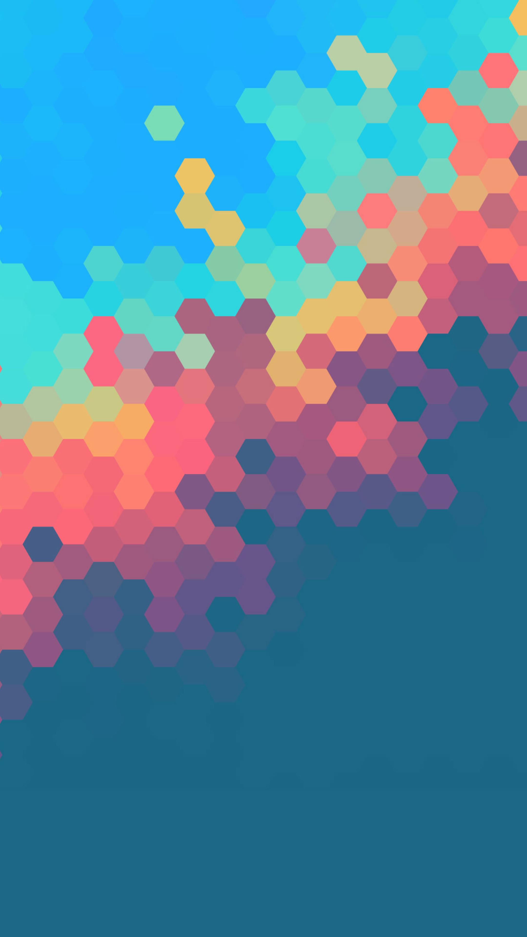 2160x3840 hex abstract material design sony xperia x xz z5 - Art wallpaper 2160x3840 ...