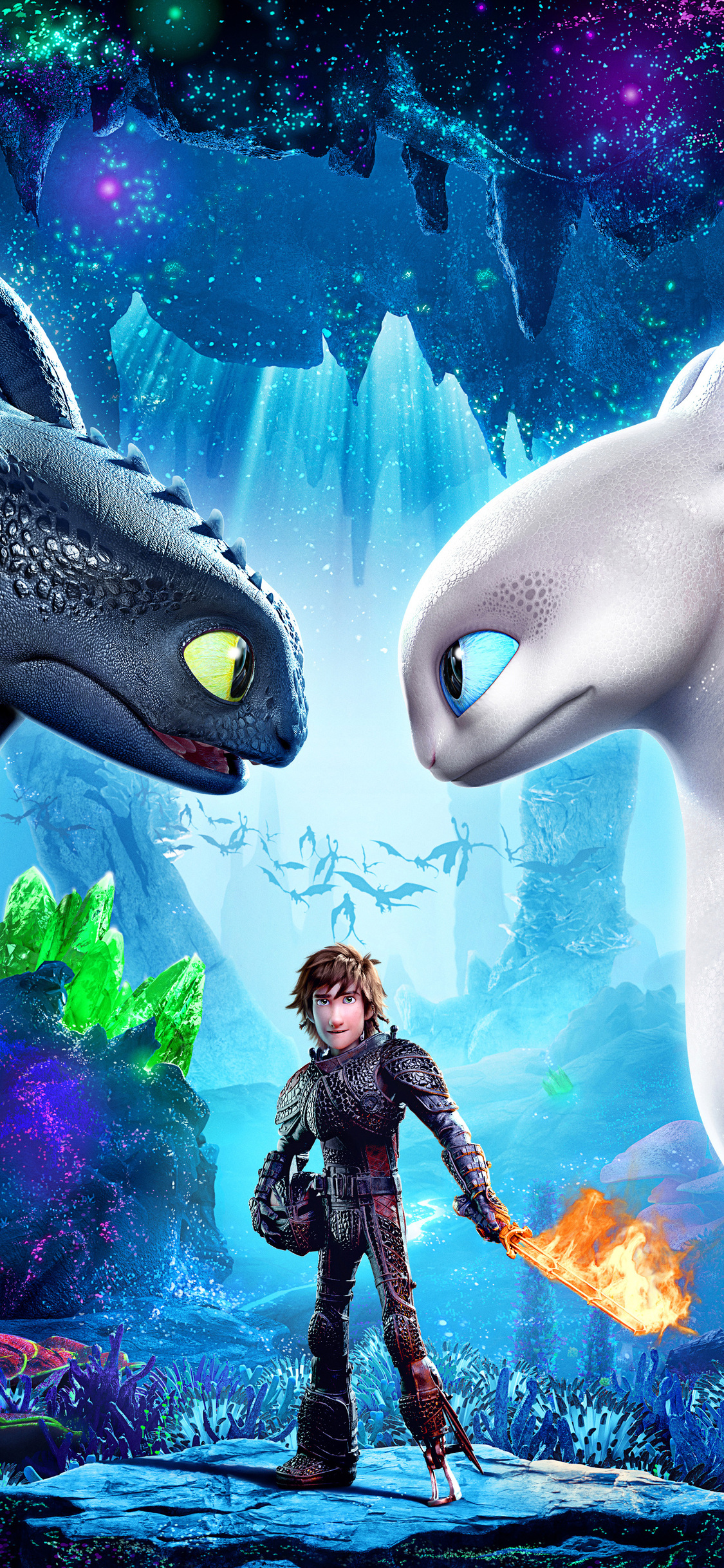1125x2436 Hiccup How To Train Your Dragon 3 2019 4k Iphone Xs Iphone