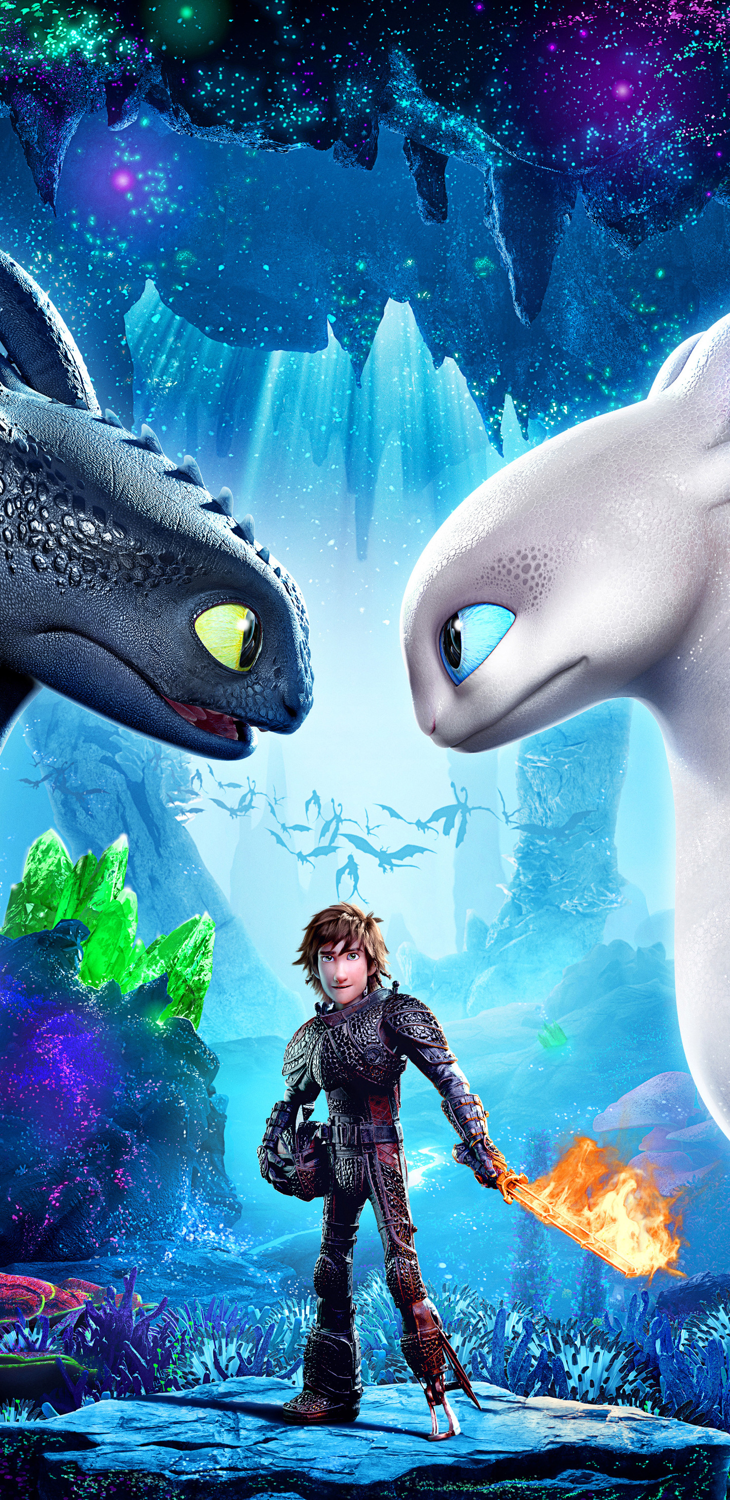 how to train your dragon 4 2021