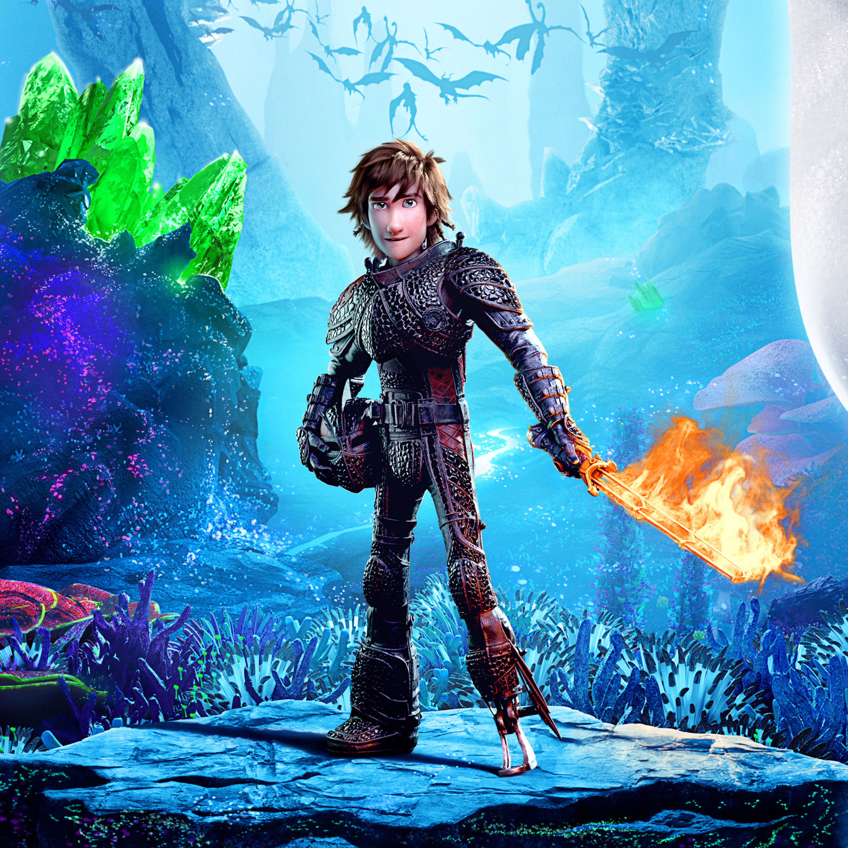 2932x2932 hiccup how to train your dragon 3 2019 4k ipad - How to train your dragon hd download ...