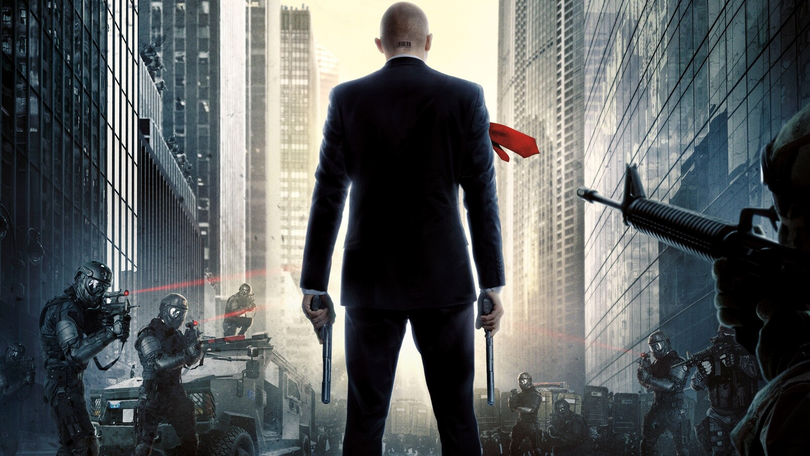 1600x900 hitman agent 47 1600x900 resolution hd 4k wallpapers images backgrounds photos and - Agent 47 wallpaper ...