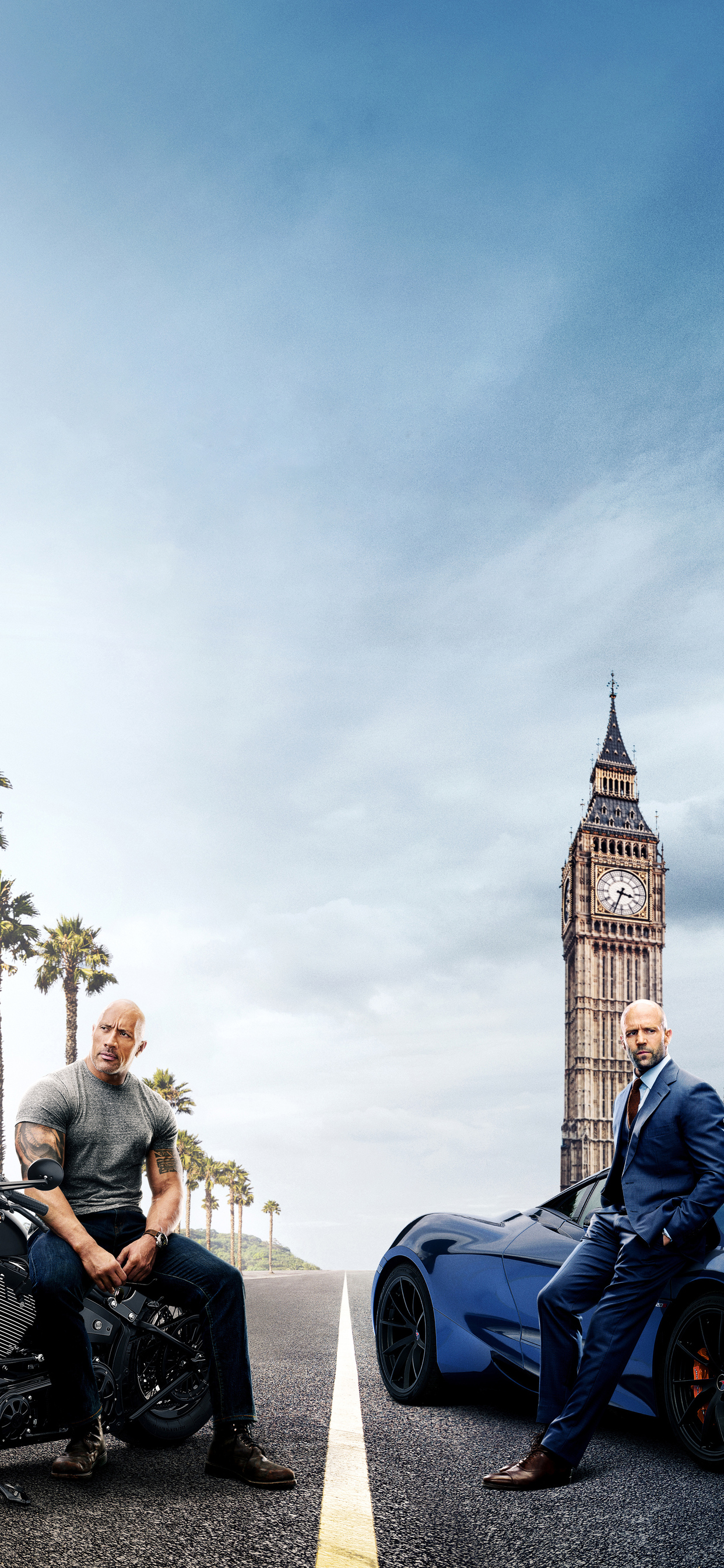 1242x2688 Hobbs And Shaw 5k Poster Iphone Xs Max Hd 4k